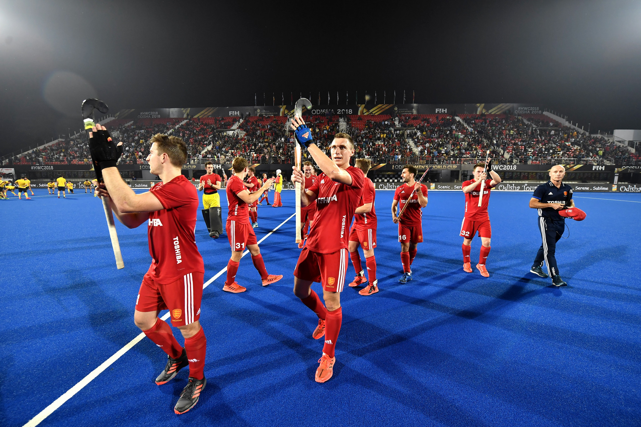 England withdraws from hockey's Men's Junior World Cup after new quarantine rules in India