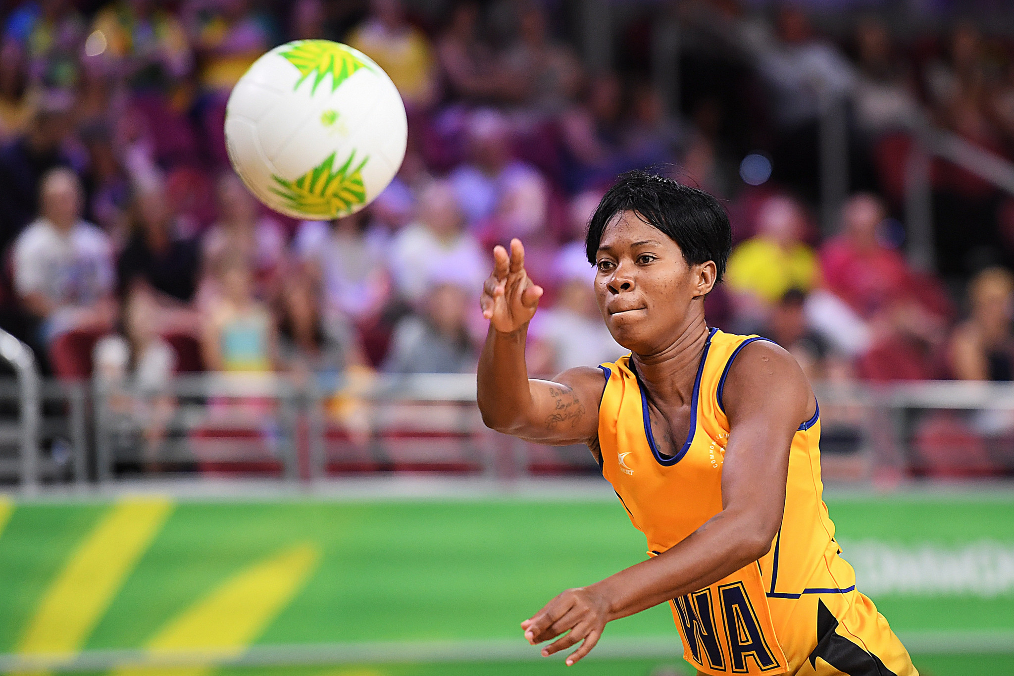Barbados are hoping their netball team will qualify for Birmingham 2022 but COVID-19 has hindered preparations ©Getty Images