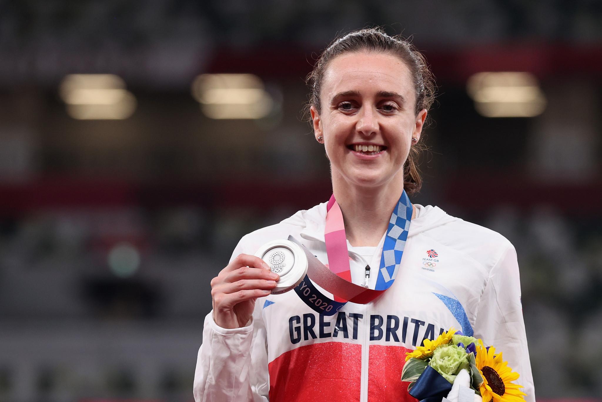 Tokyo silver medallist Muir among first Scottish athletes named for Birmingham 2022