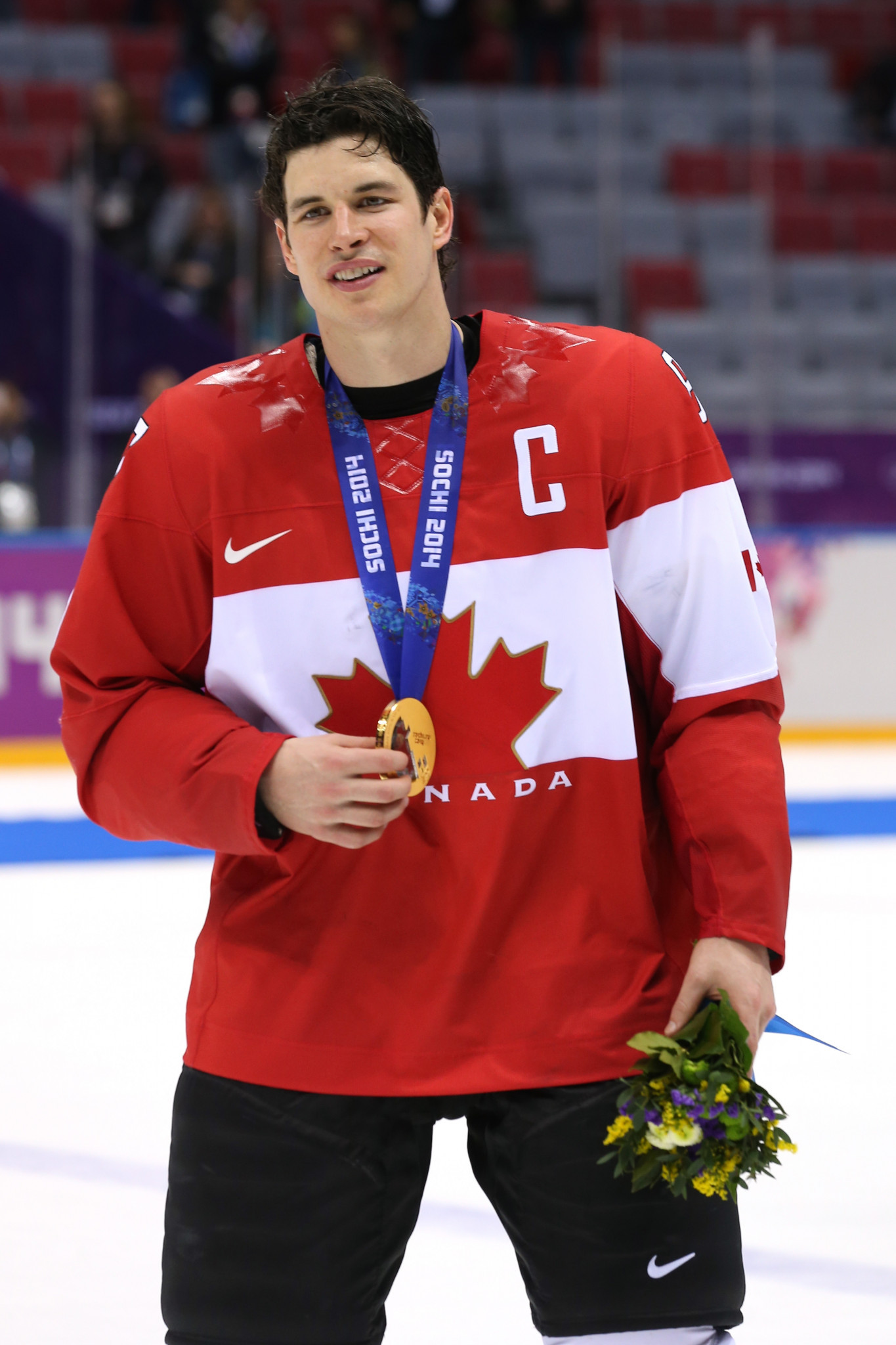 NHL stars Crosby, McDavid and Pietrangelo selected for Canadian men's ice hockey team for Beijing 2022