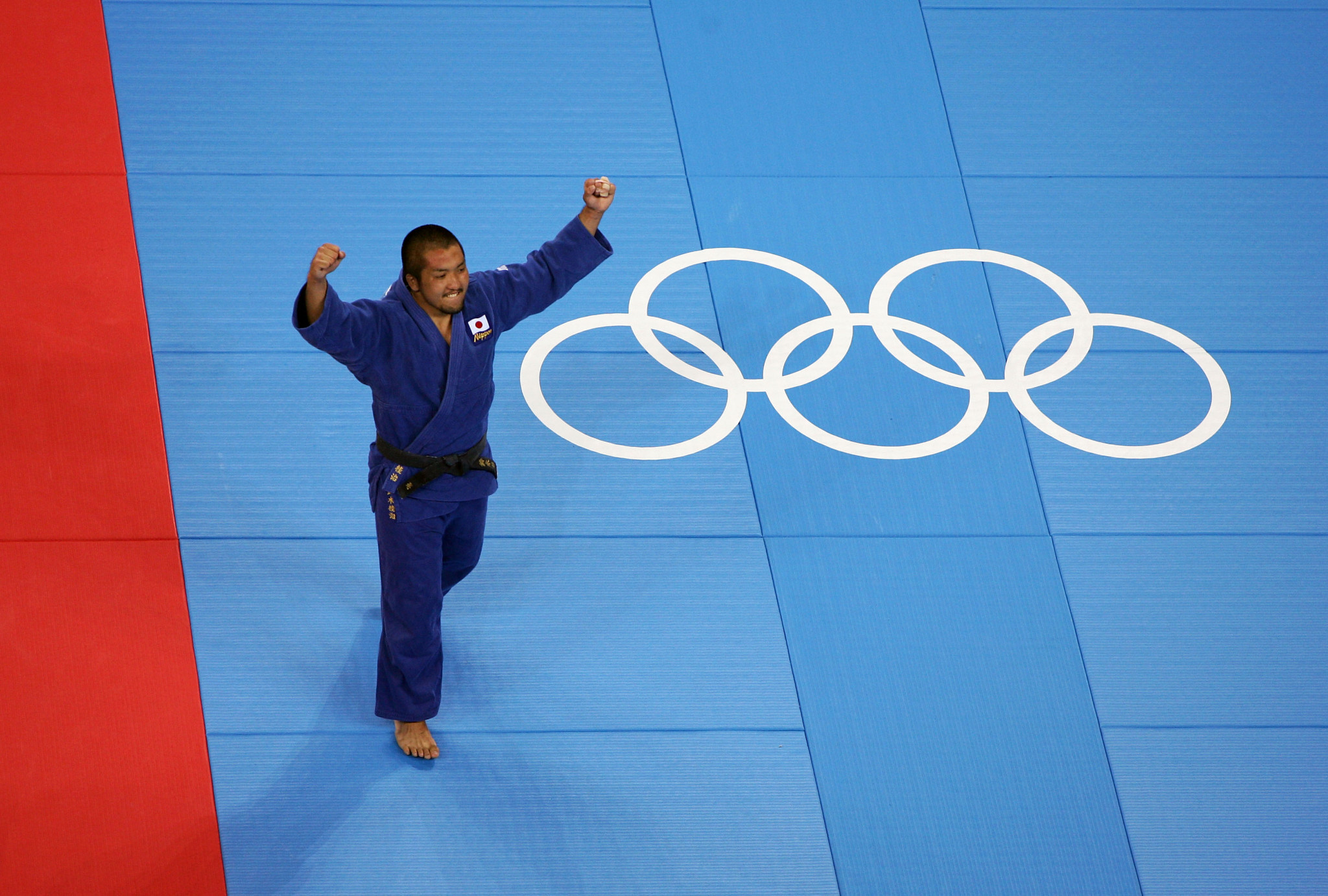 Olympic champion Suzuki appointed as head coach of Japanese men's judo team