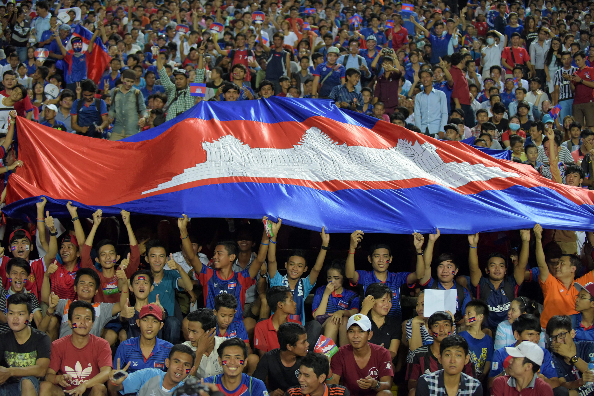 Cambodian Student Sports Federation aiming for youth development pathways