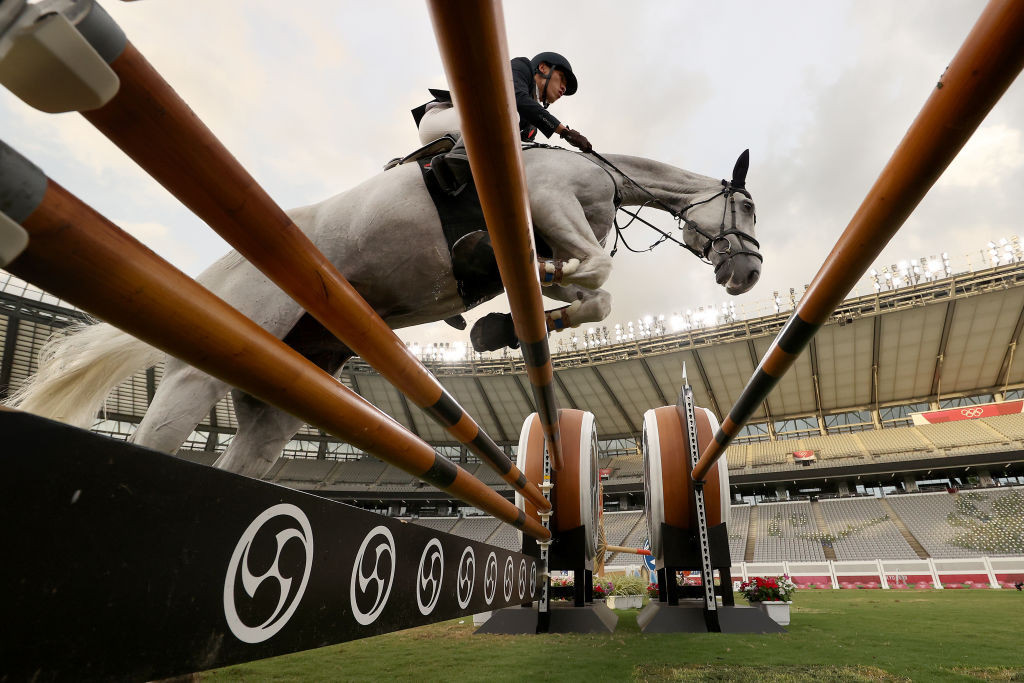 Modern pentathlon has been governed by the same man for nearly 30 years ©Getty Images