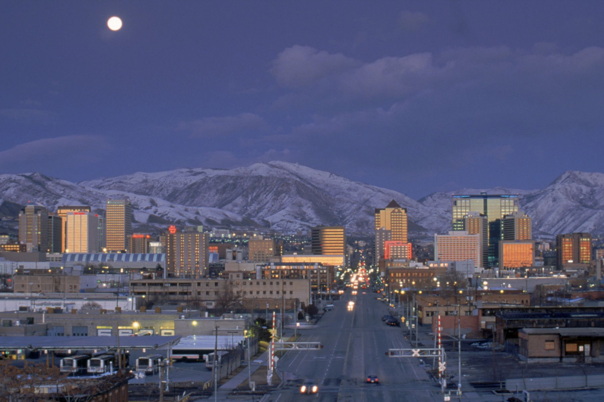 Salt Lake City decision on 2030 or 2034 Winter Olympics could be made after Beijing 2022