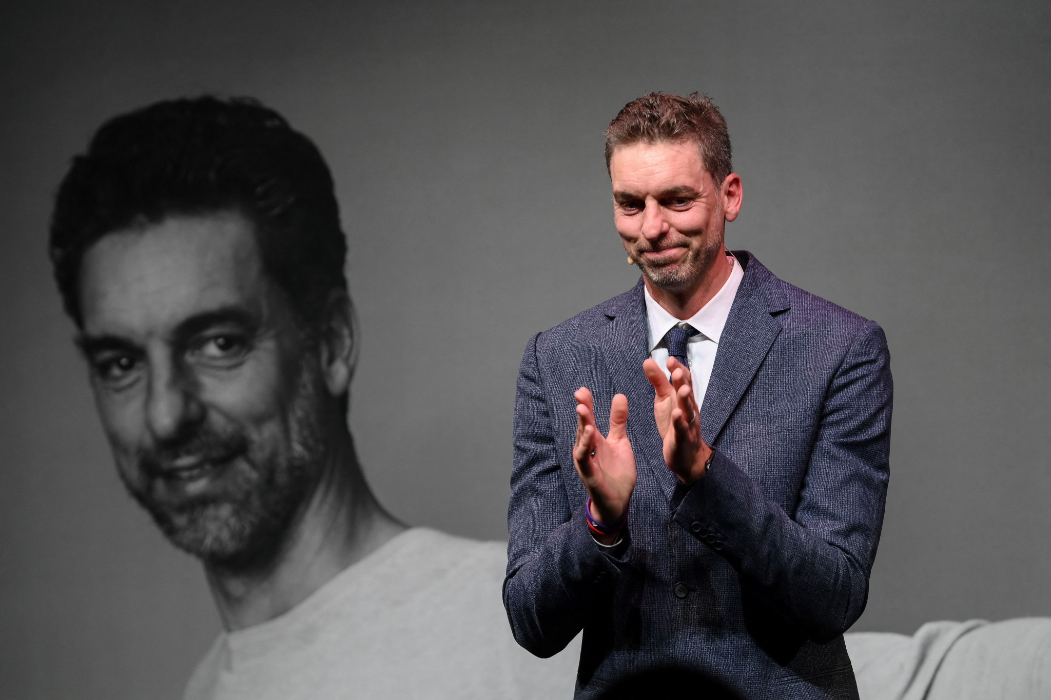 IOC Athletes' Commission member Gasol announces retirement from basketball