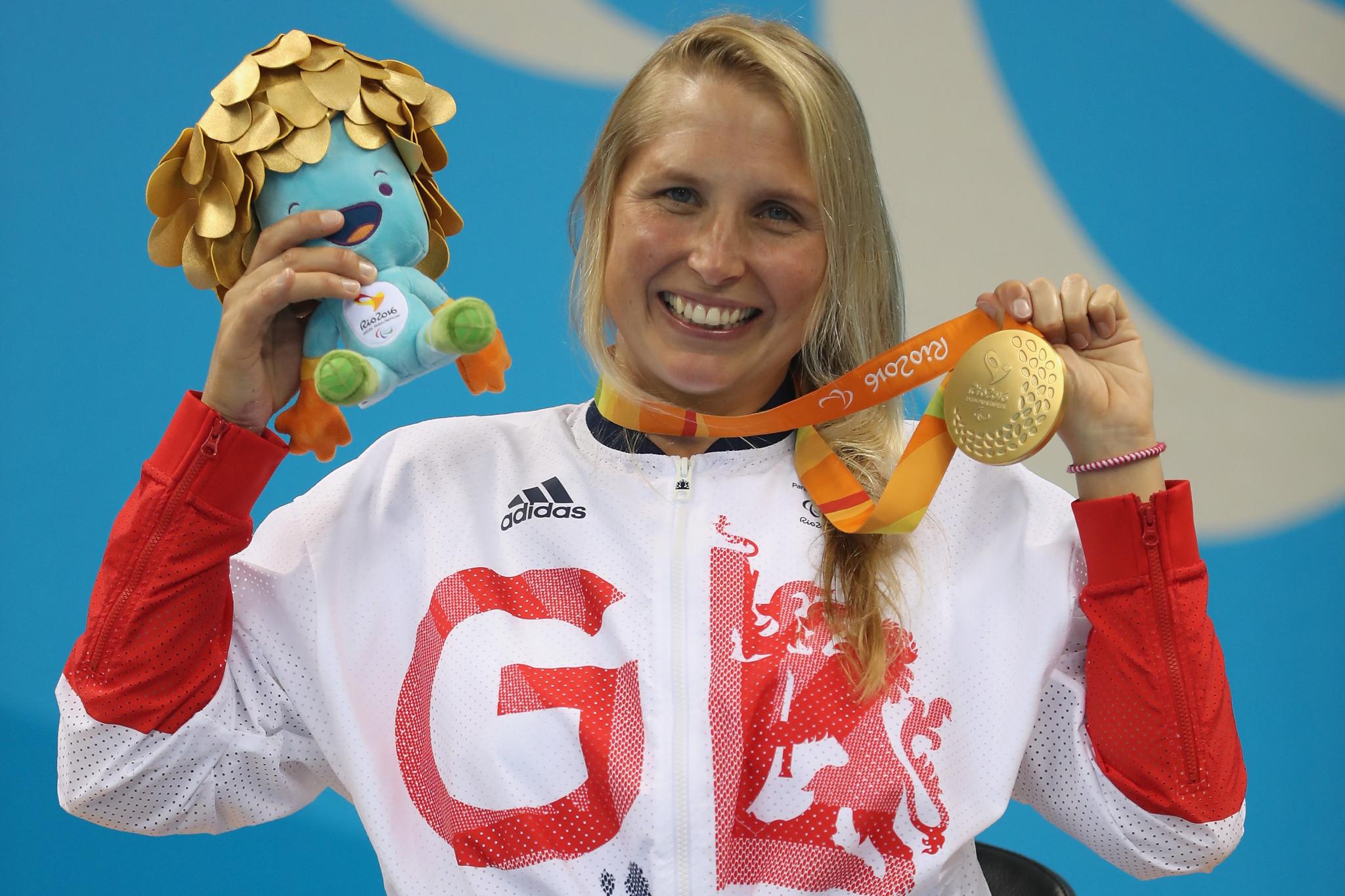 Double Paralympic champion Millward announces retirement after Tokyo 2020