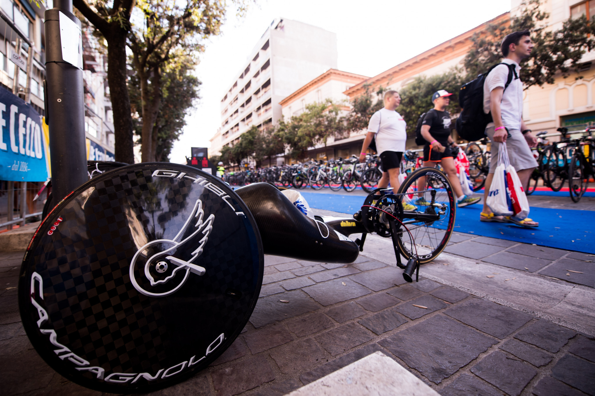 Three-time Giro d'Italia handbike champion Conti dies after training accident