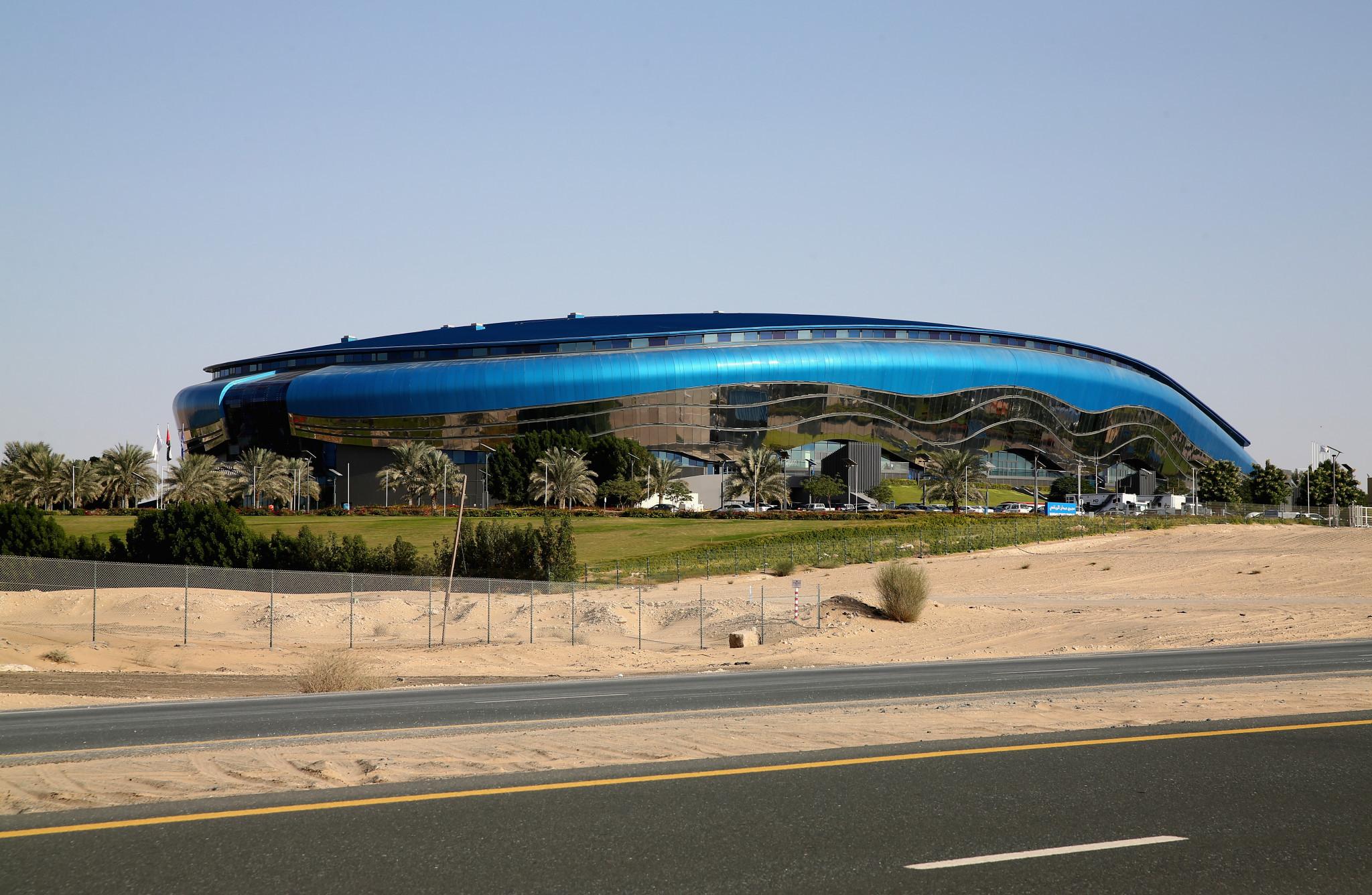 Hamdan Sports Complex to host Karate World Championships