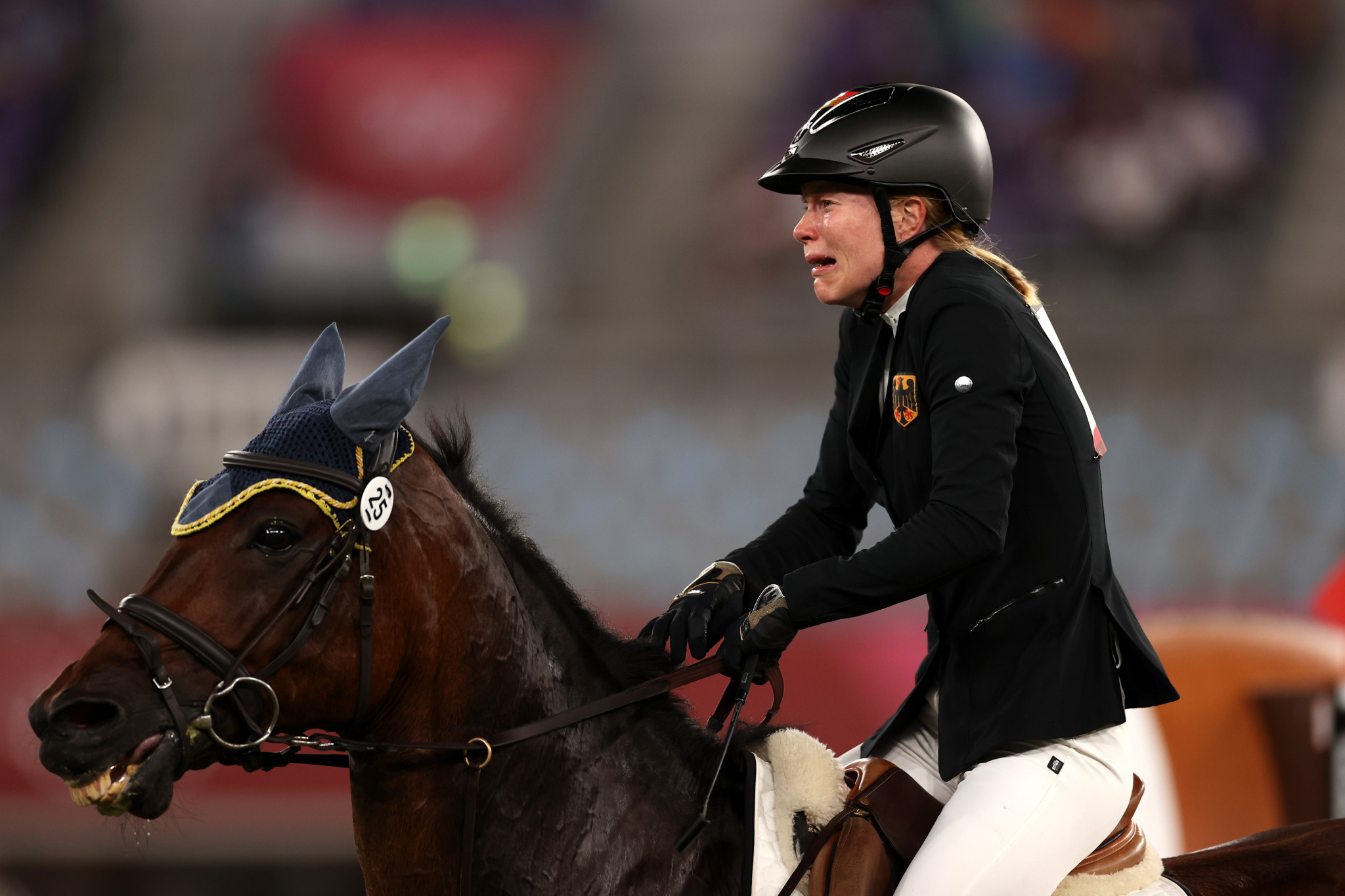 Schleu and Raisner face criminal investigation in Germany over Tokyo 2020 horse abuse controversy
