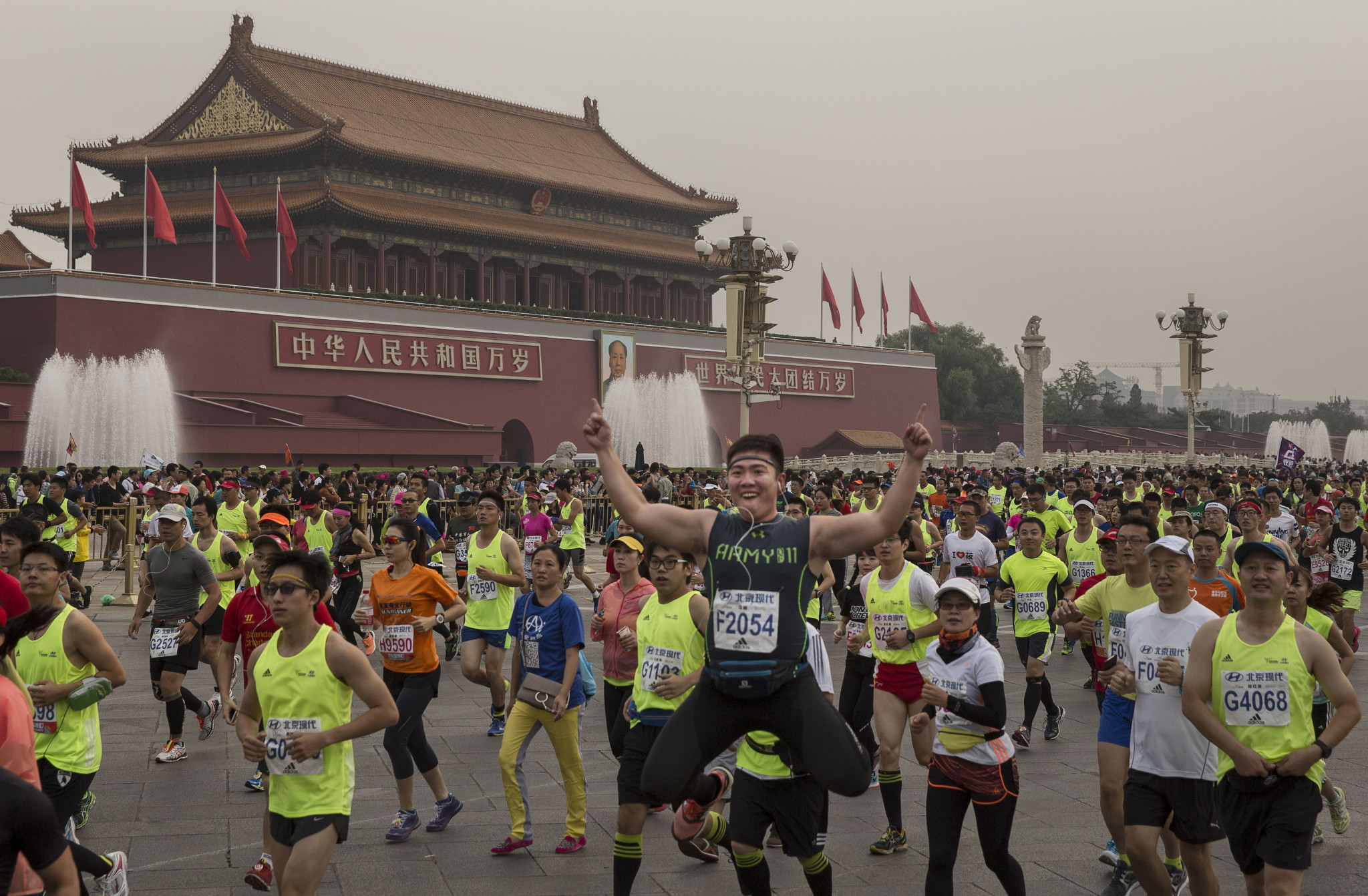 Beijing Marathon set to return on October 31 with 30,000 runners under strict COVID-19 protocols