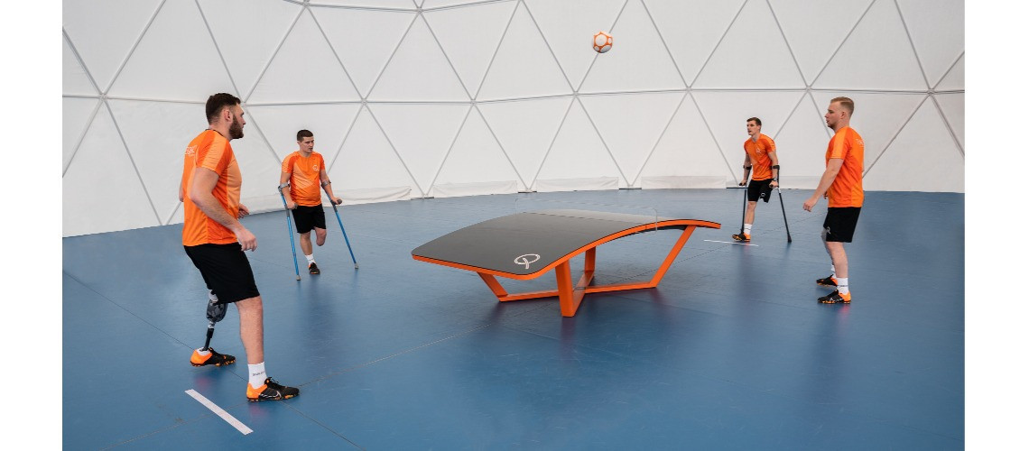 FITEQ's first combined teqball and Para teqball event to be held in Budapest