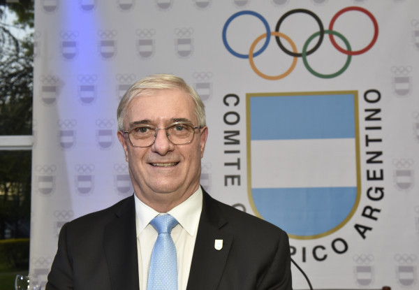 Moccia elected as new President of Argentine Olympic Committee