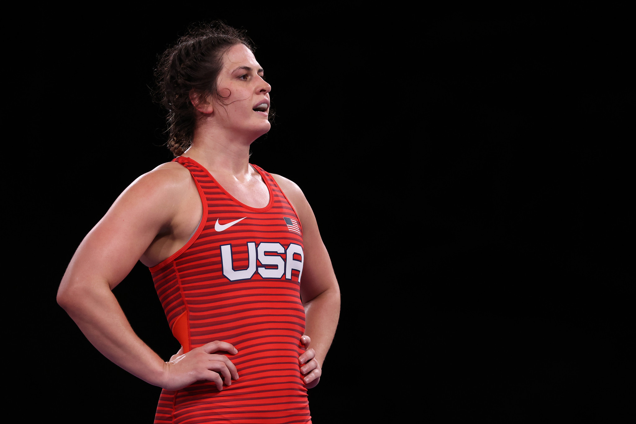Adeline Maria Gray wins sixth title at Wrestling World Championships