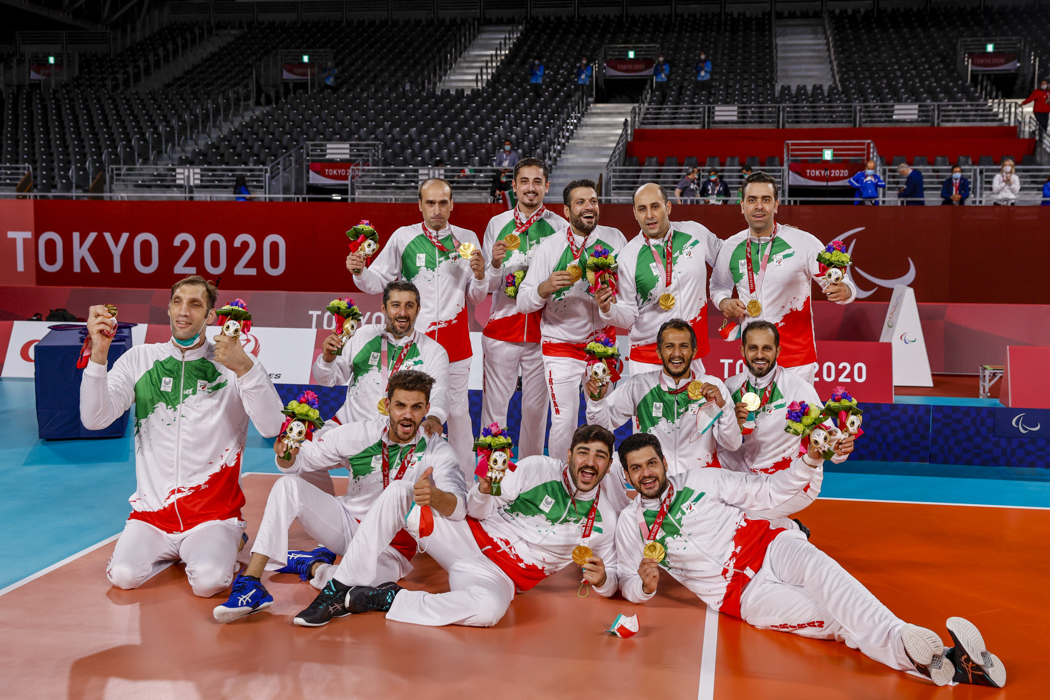 Saebi appointed head coach of Iranian sitting volleyball team