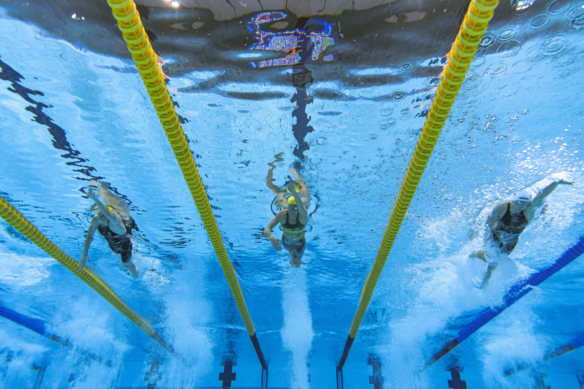 Swimming Australia faces criticism over its handling of abuse allegations against former coach John Wright