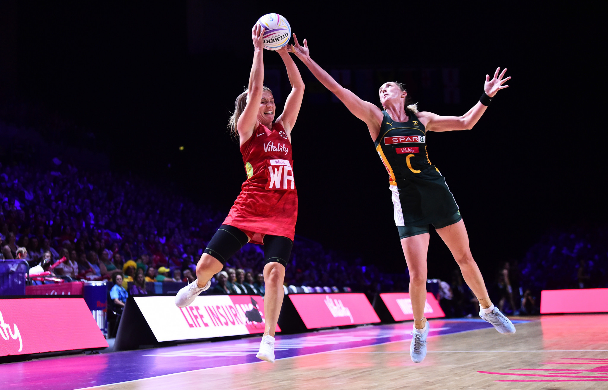 South Africa finished fourth at the last Netball World Cup in Liverpool in 2019 ©Getty Images