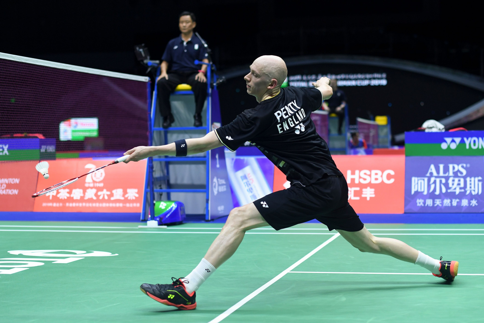 England withdraws just three days from start of Thomas Cup due to player injuries