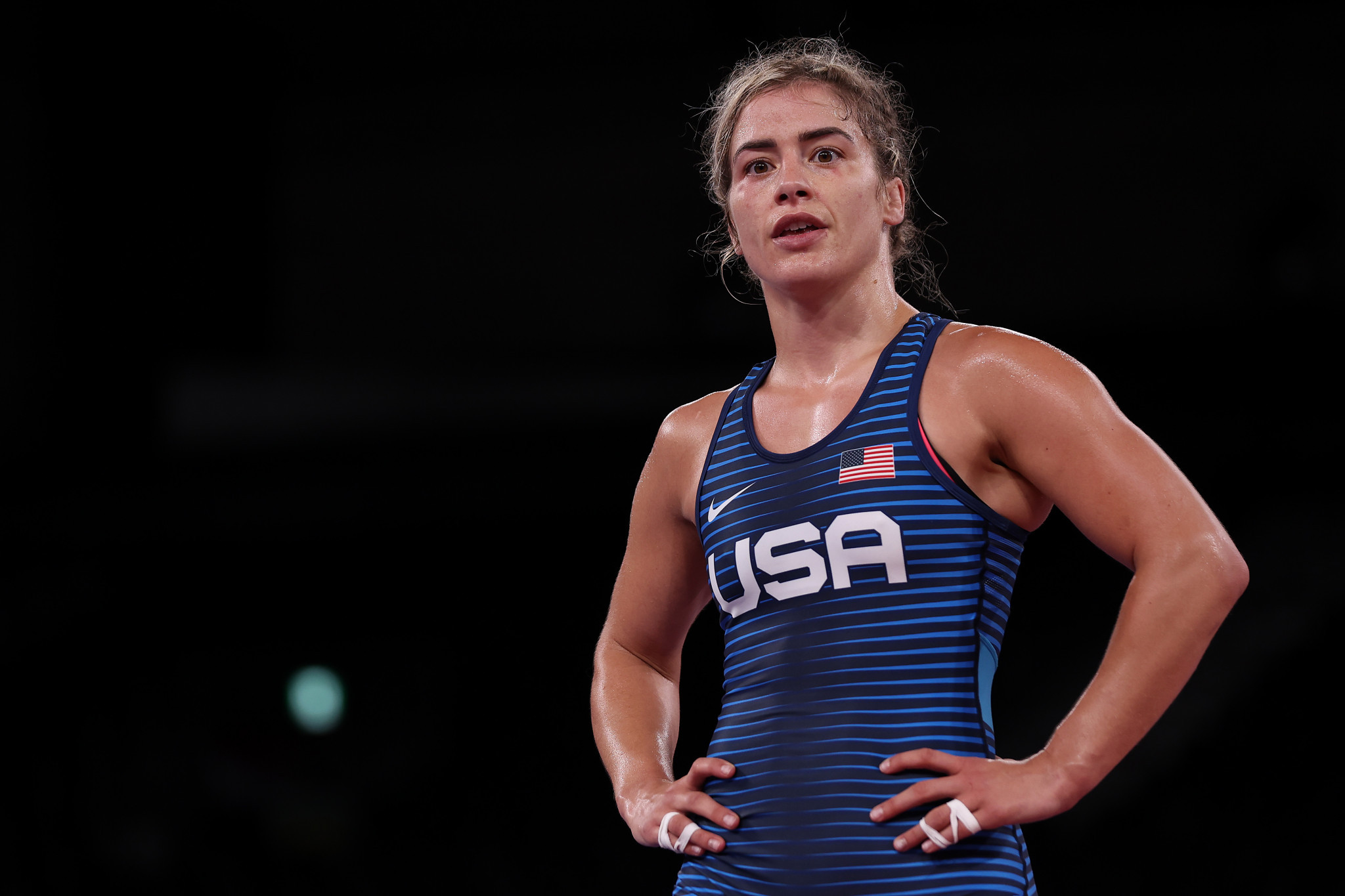Helen Louise Maroulis wins third title at Wrestling World Championships in Oslo