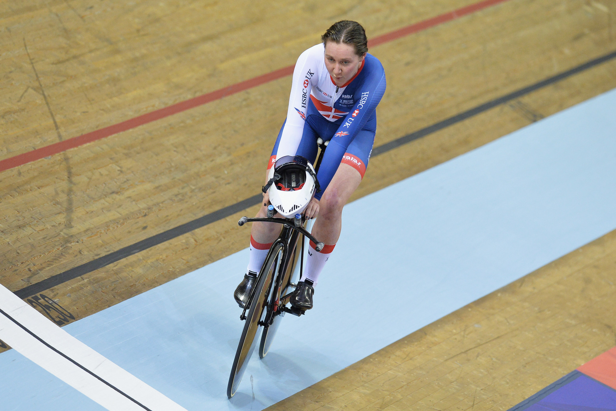 Katie Archibald claims second gold of UEC Elite Track European Championships in Grenchen