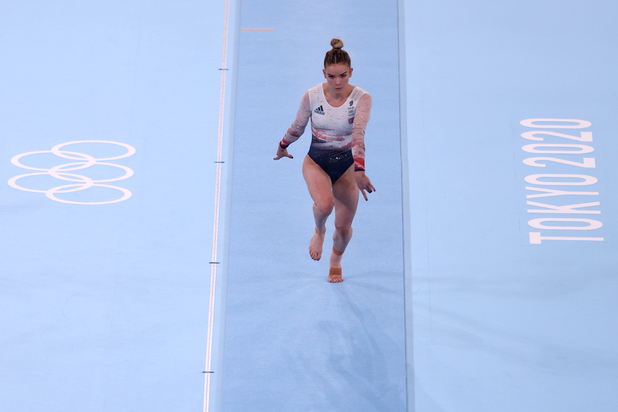 Alice Kinsella performed in front of empty stadiums at Tokyo 2020, but hopes for packed houses at Birmingham 2022 ©Getty Images