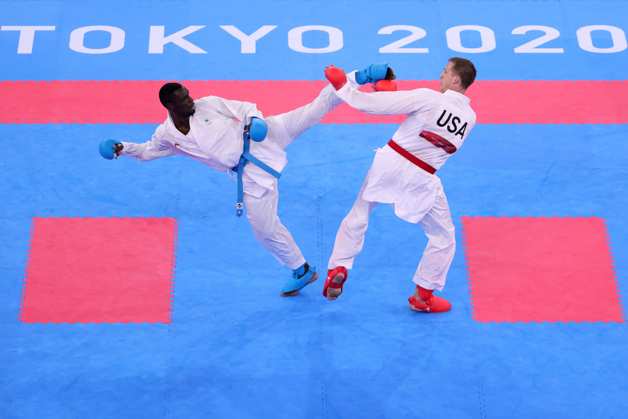 WKF general secretary meets with Tokyo 2020 officials for Olympic debrief