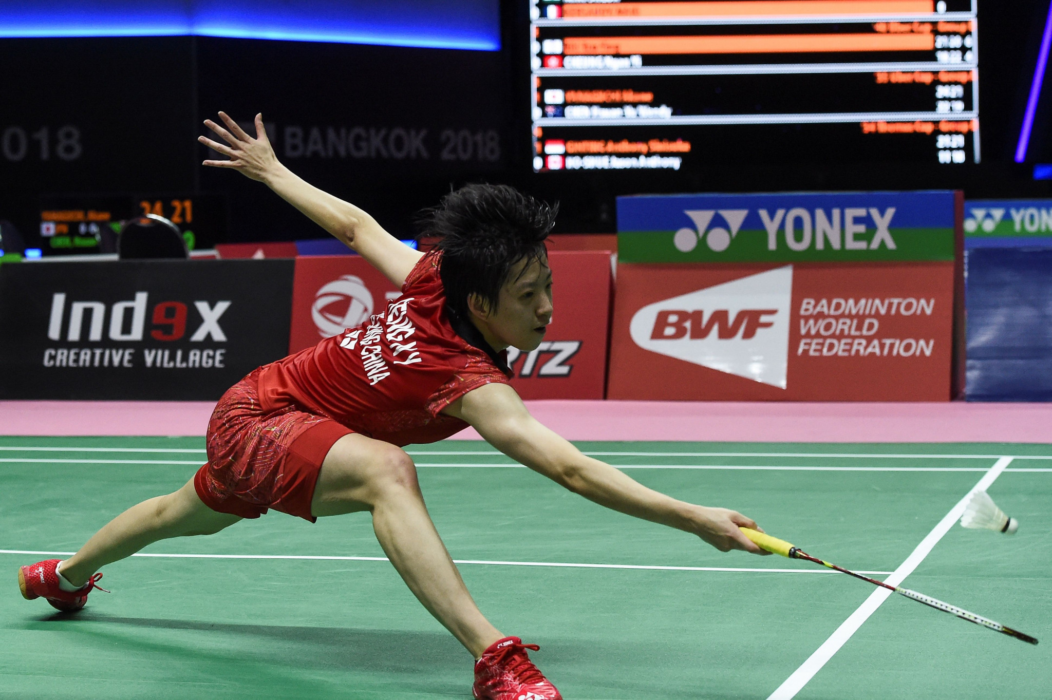 China looking to make amends in Uber Cup as Japan prepares to launch title defence
