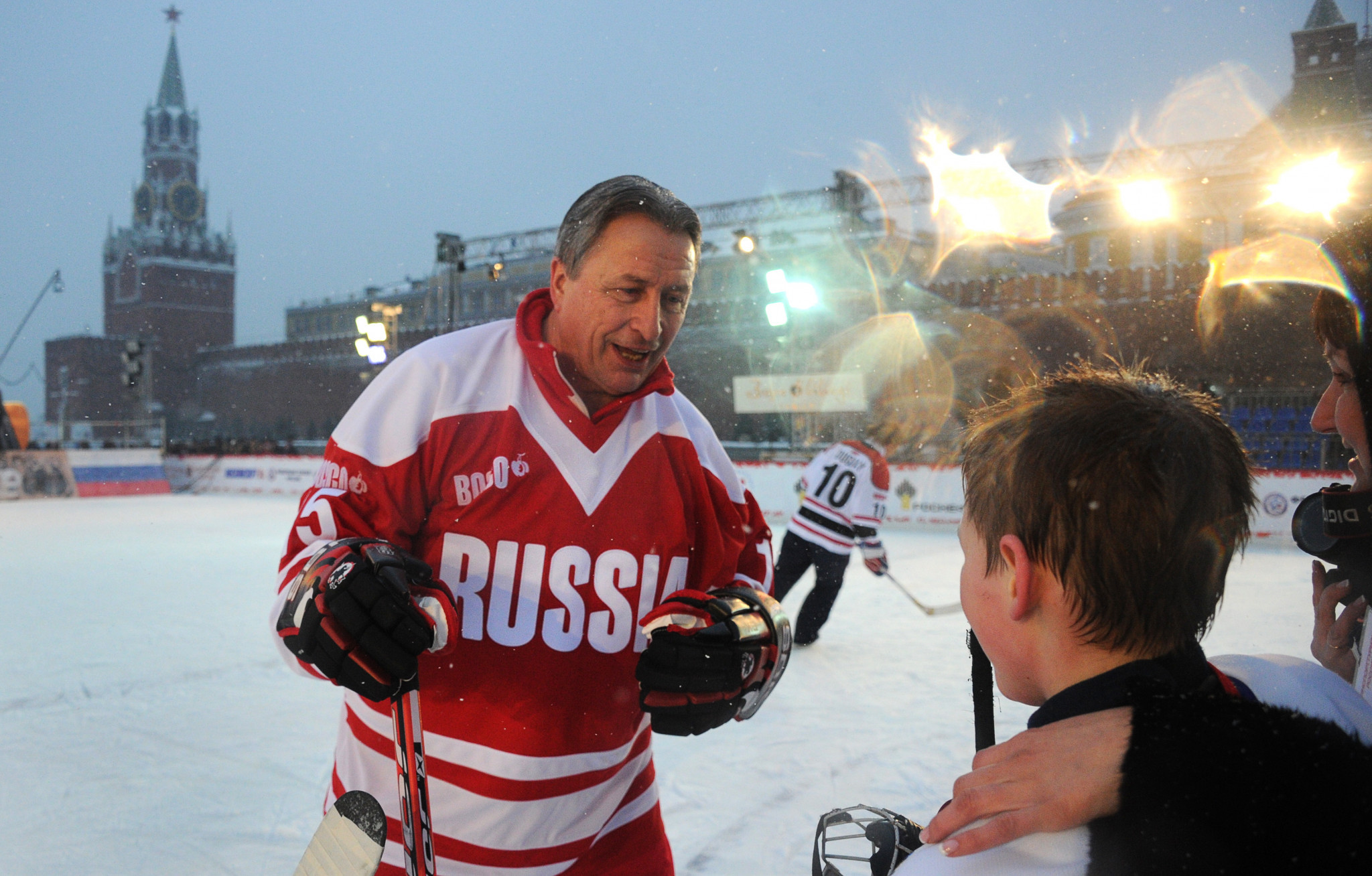 Hockey Hall of Famer Alexander Yakushev has joined the Russian Anti-Doping Agency Supervisory Board ©Getty Images