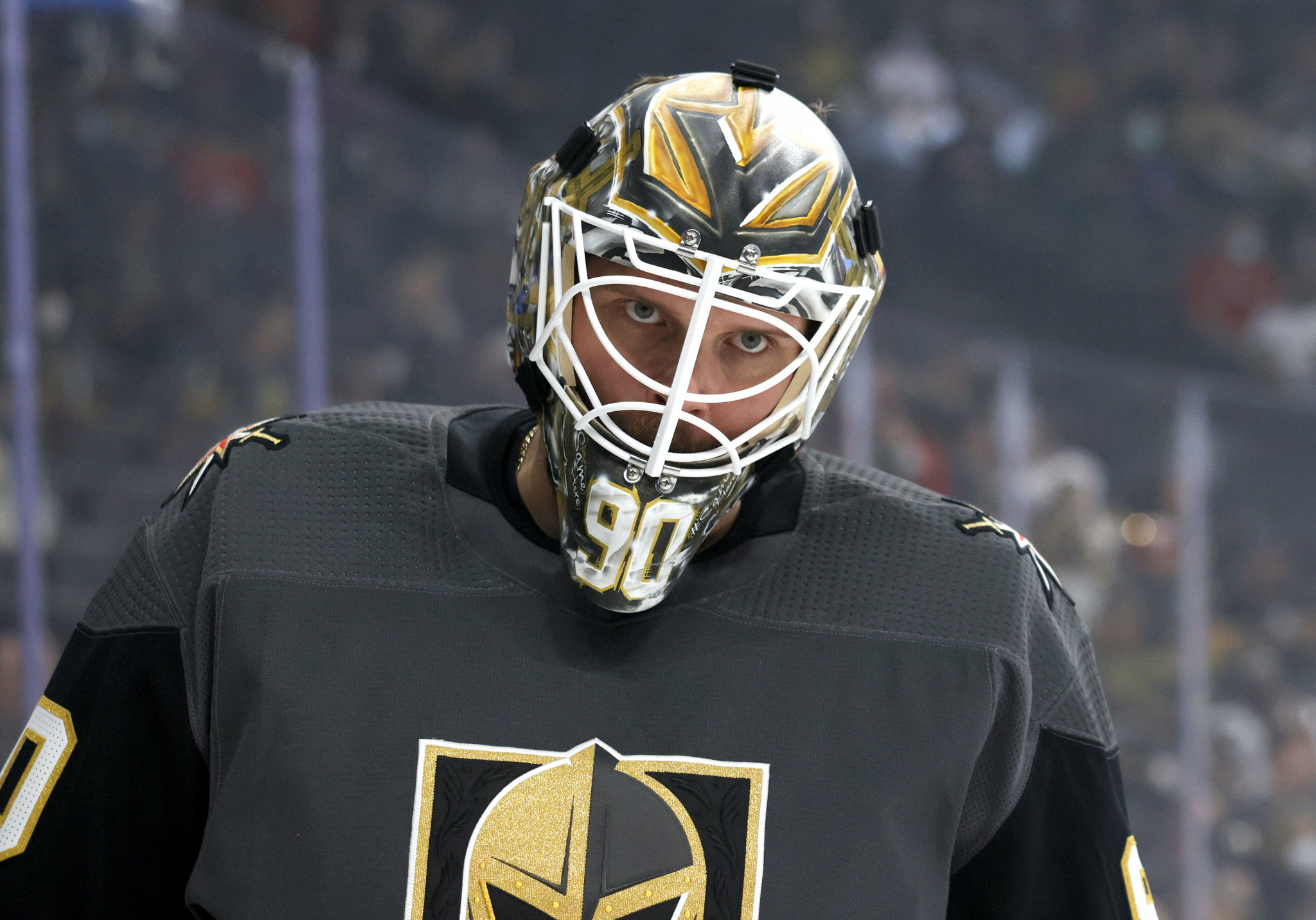 Lehner encouraged by meeting with NHL after accusing teams of medical malpractice