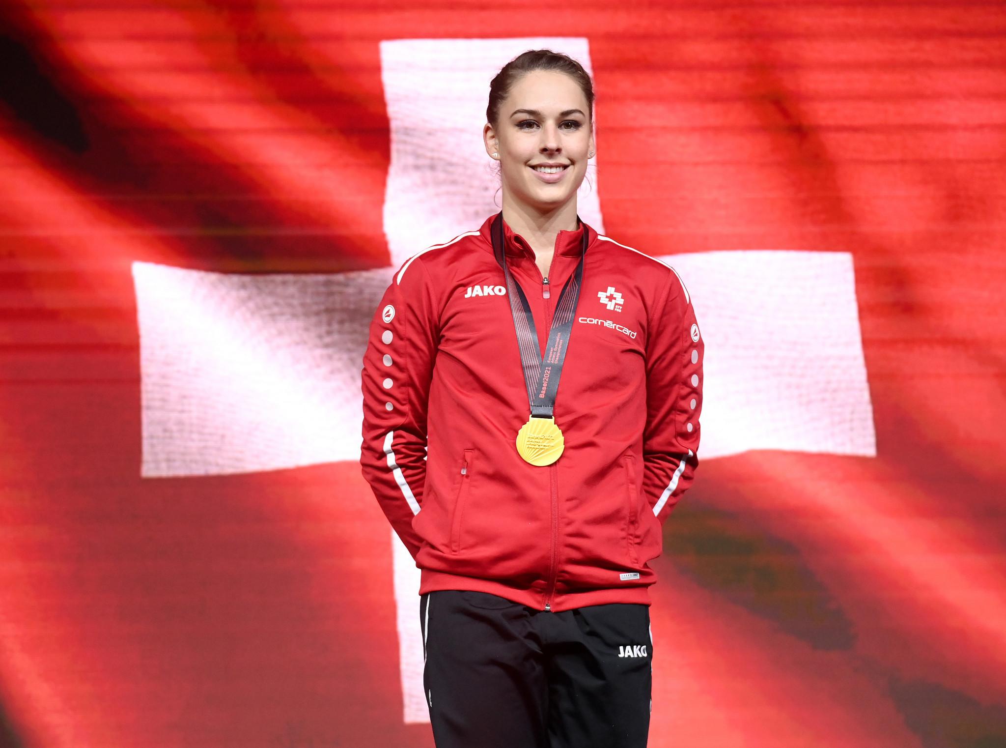 Six-time European champion Steingruber retires from gymnastics post-Tokyo 2020