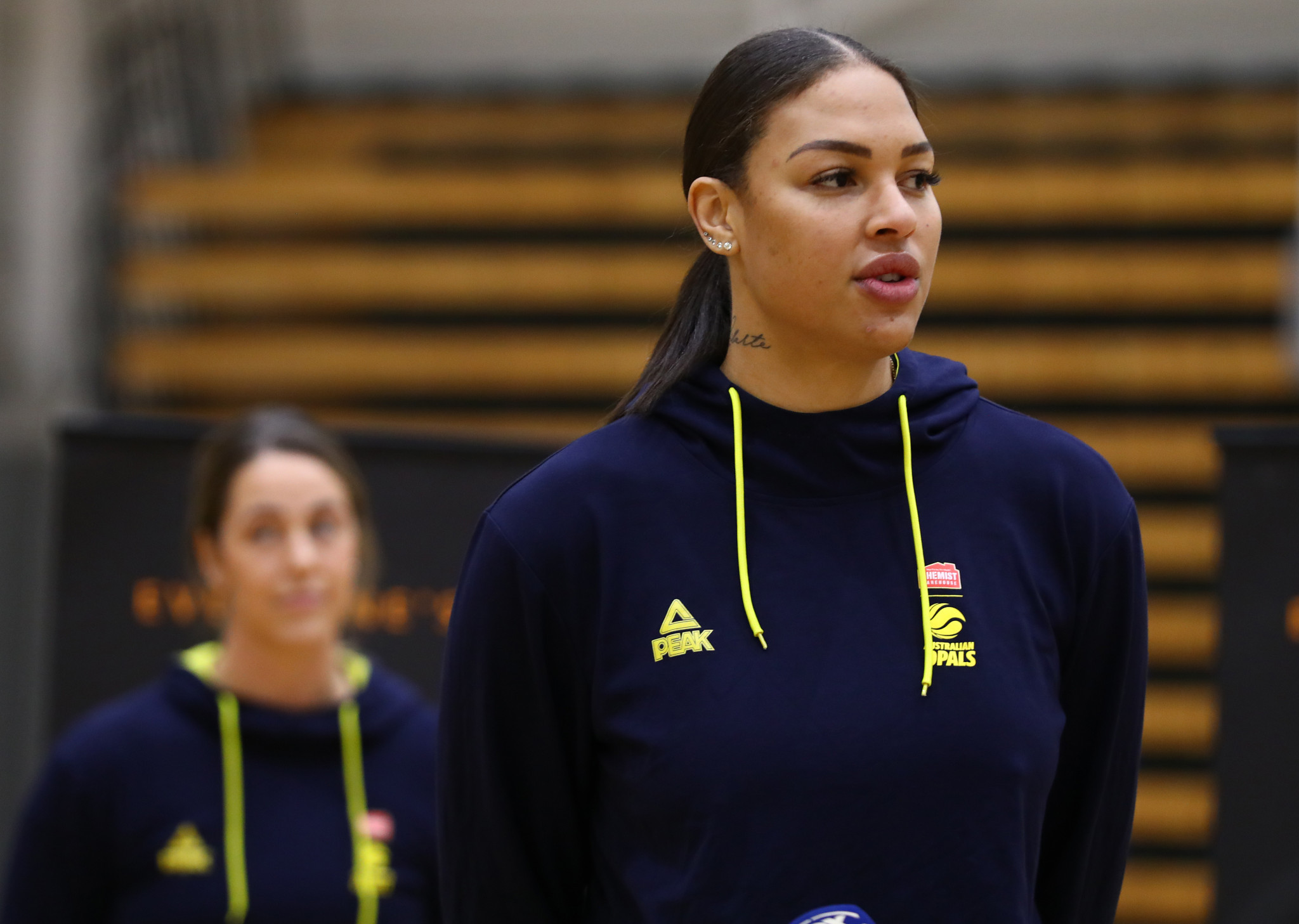 Liz Cambage to appear at private hearing over incident at Tokyo 2020 warm-up match against Nigeria