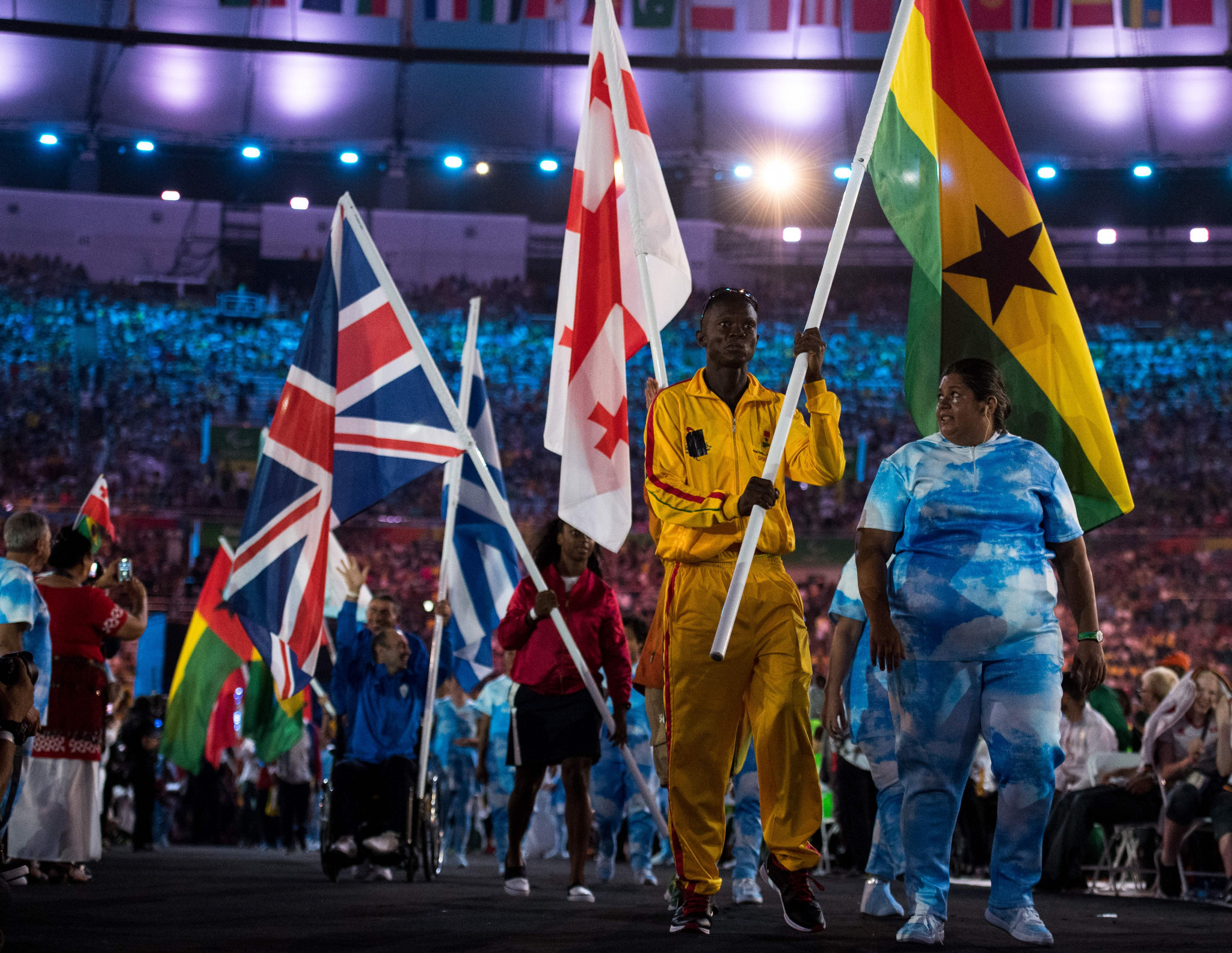Ghana pledges to host first-ever African Paralympic Games in 2023