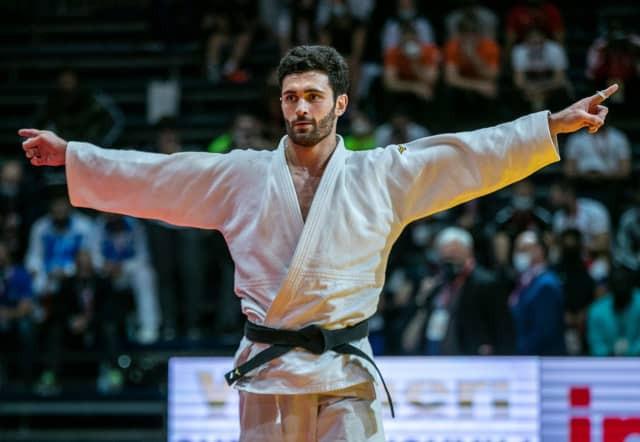 Sherazadishvili helps Georgia to second gold at at IJF World Junior Judo Championships