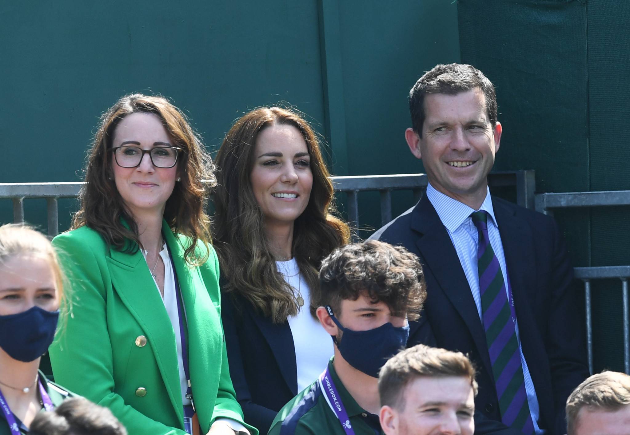 Wimbledon chief executive pleased with AELTC's silence on modern issues