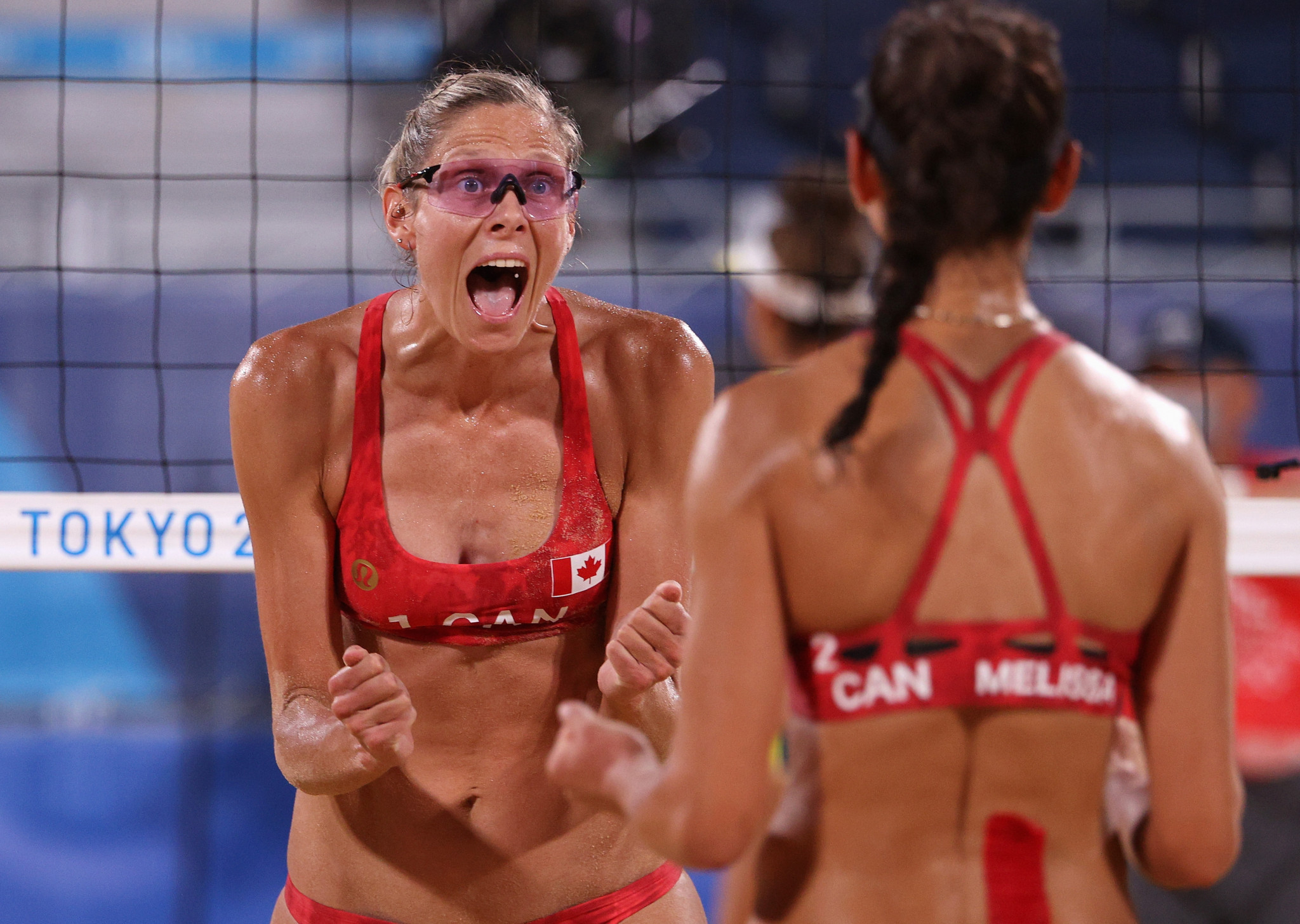 Pavan and Humana-Paredes secure semi-final place at FIVB Beach Volleyball World Tour Finals