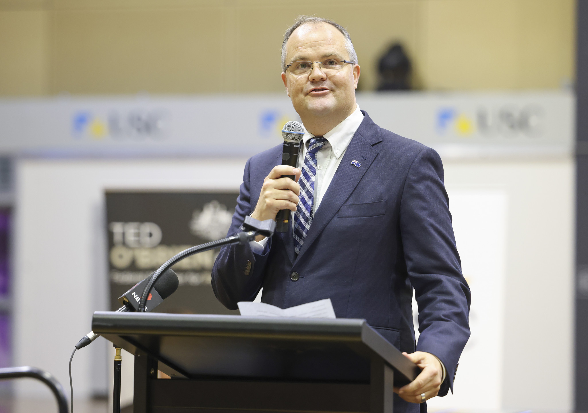 Australian Prime Minister's special envoy for Brisbane 2032 claims funding could be withdrawn in row with Queensland over Organising Committee