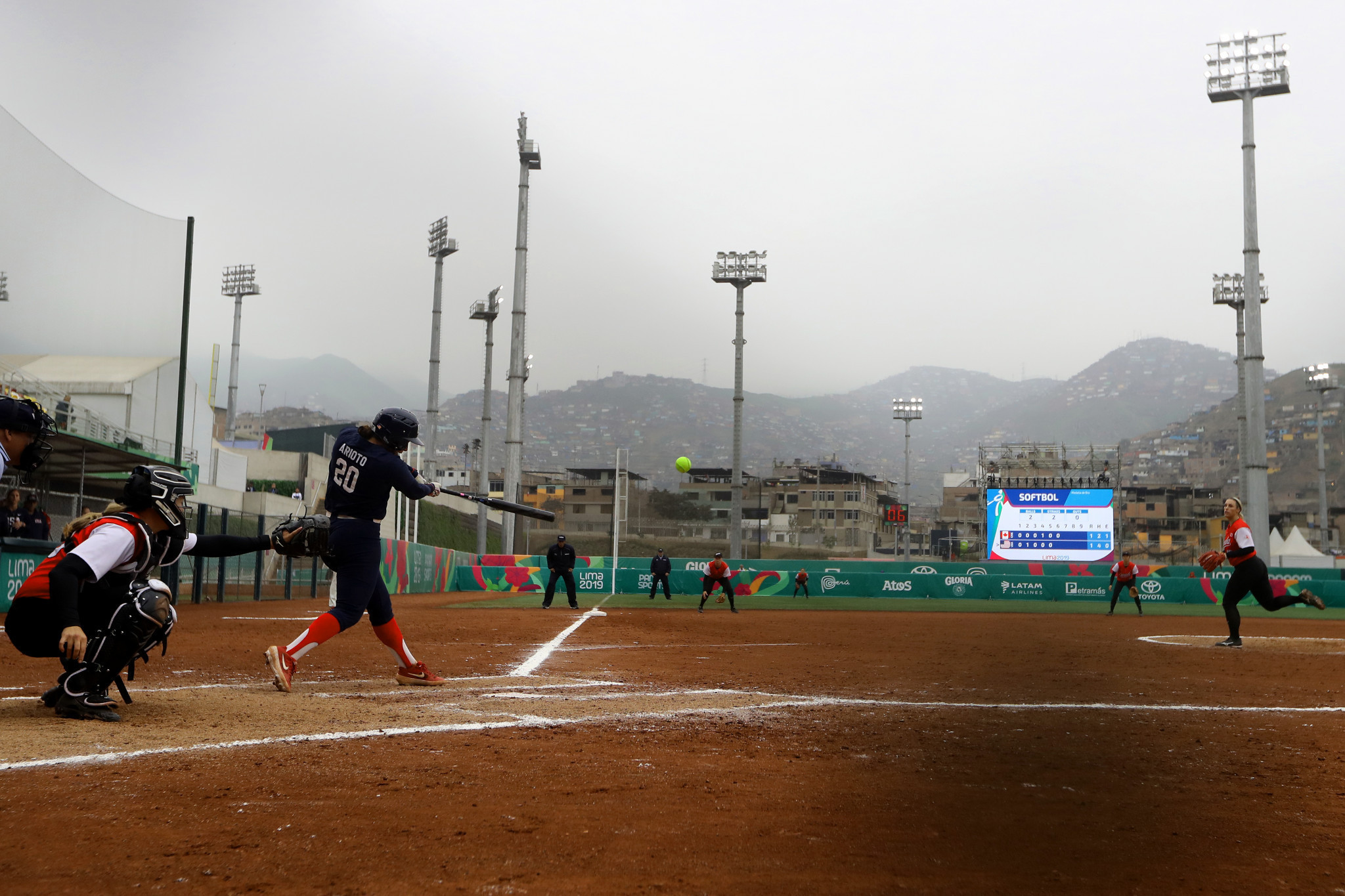 Under-18 Softball World Cup adopts new format after seven teams pull out