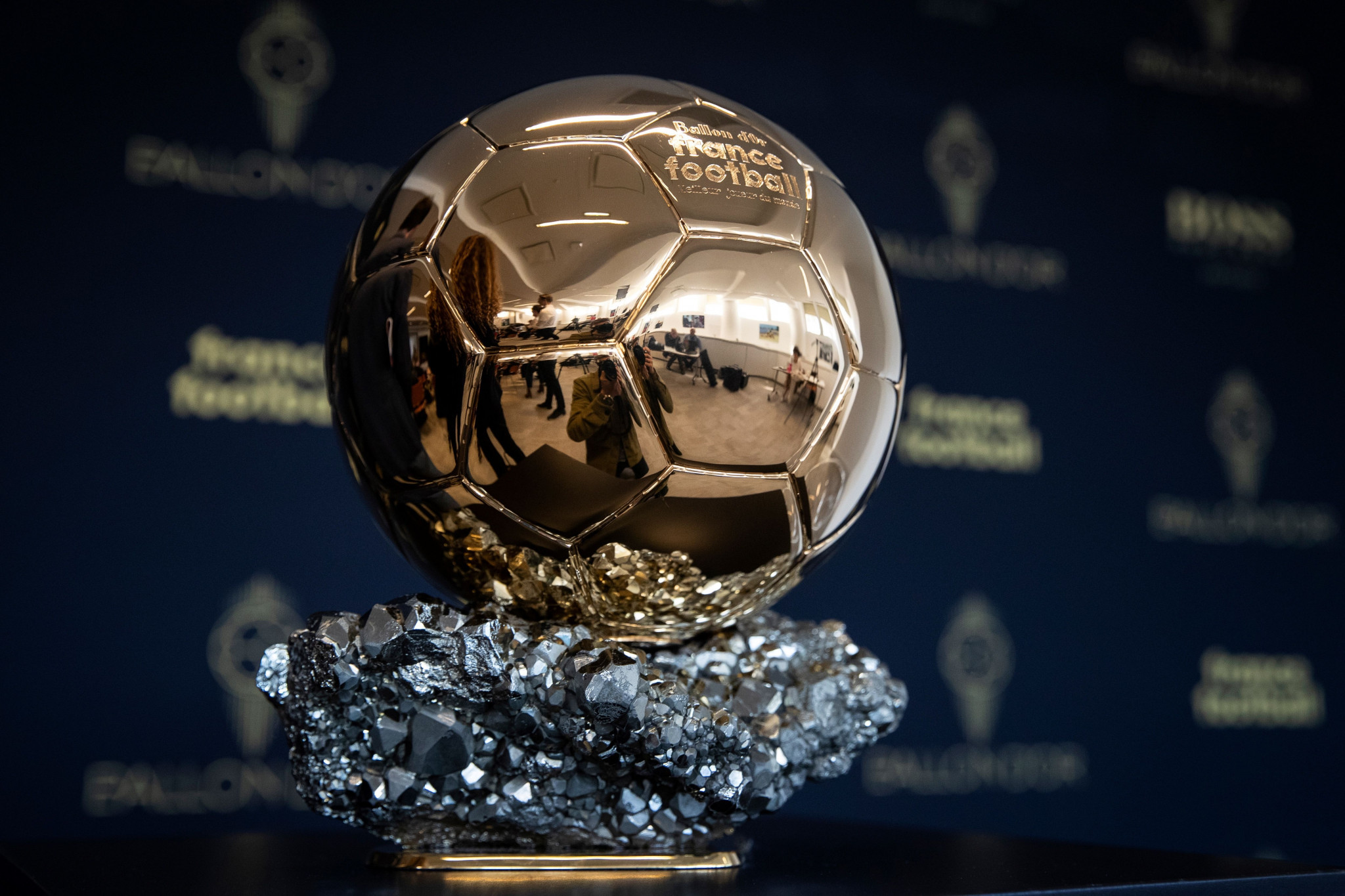 Premier League dominate men's Ballon d'Or shortlist while eight nationalities represented among women's nominees