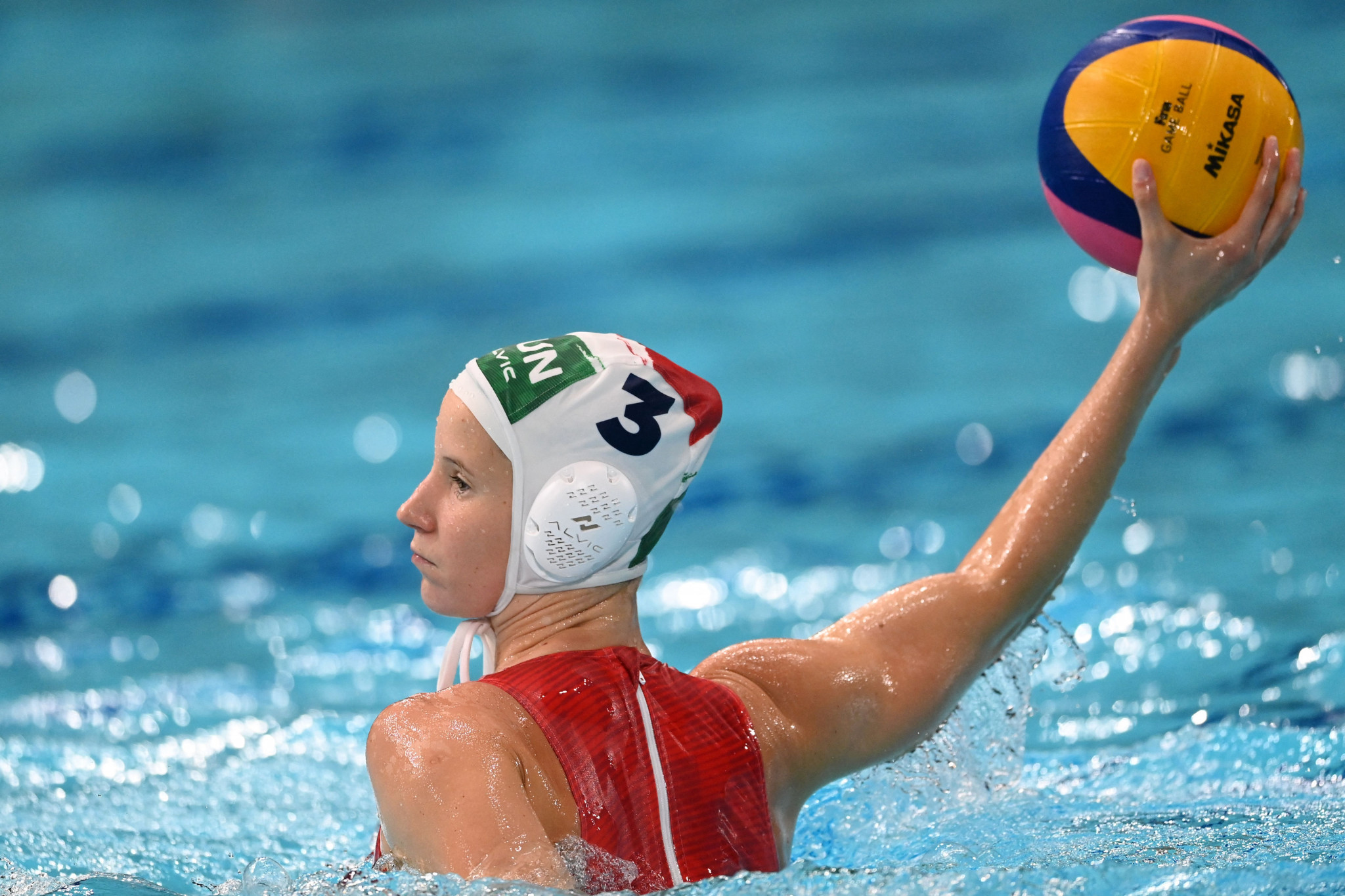 Russia after fourth title at FINA World Women's Junior Water Polo Championship