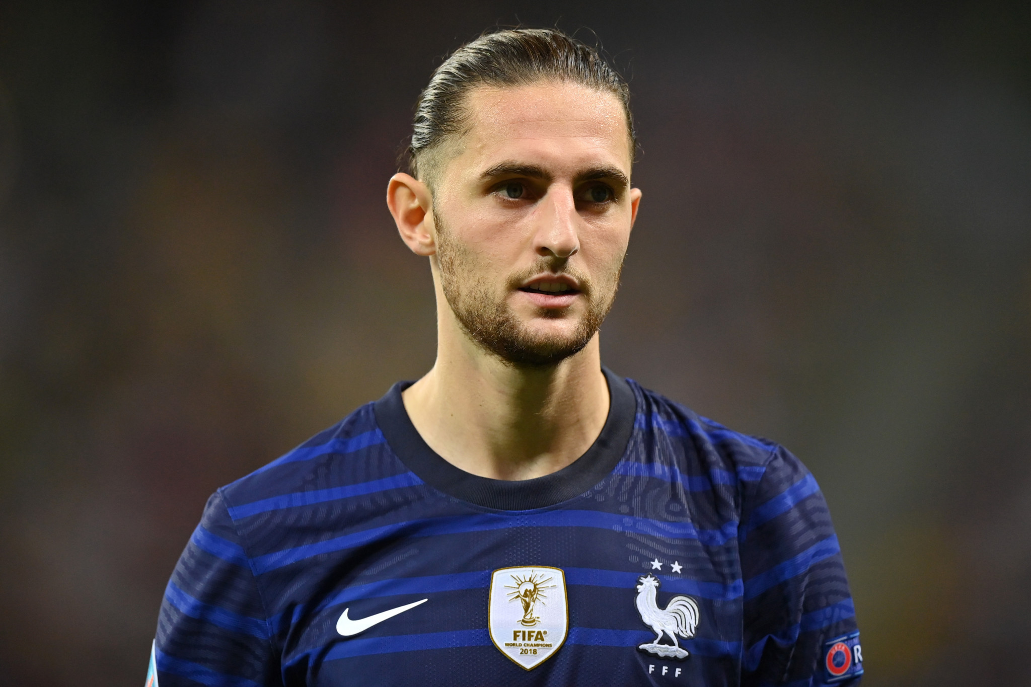 France's Adrien Rabiot out of UEFA Nations League final with positive COVID-19 test