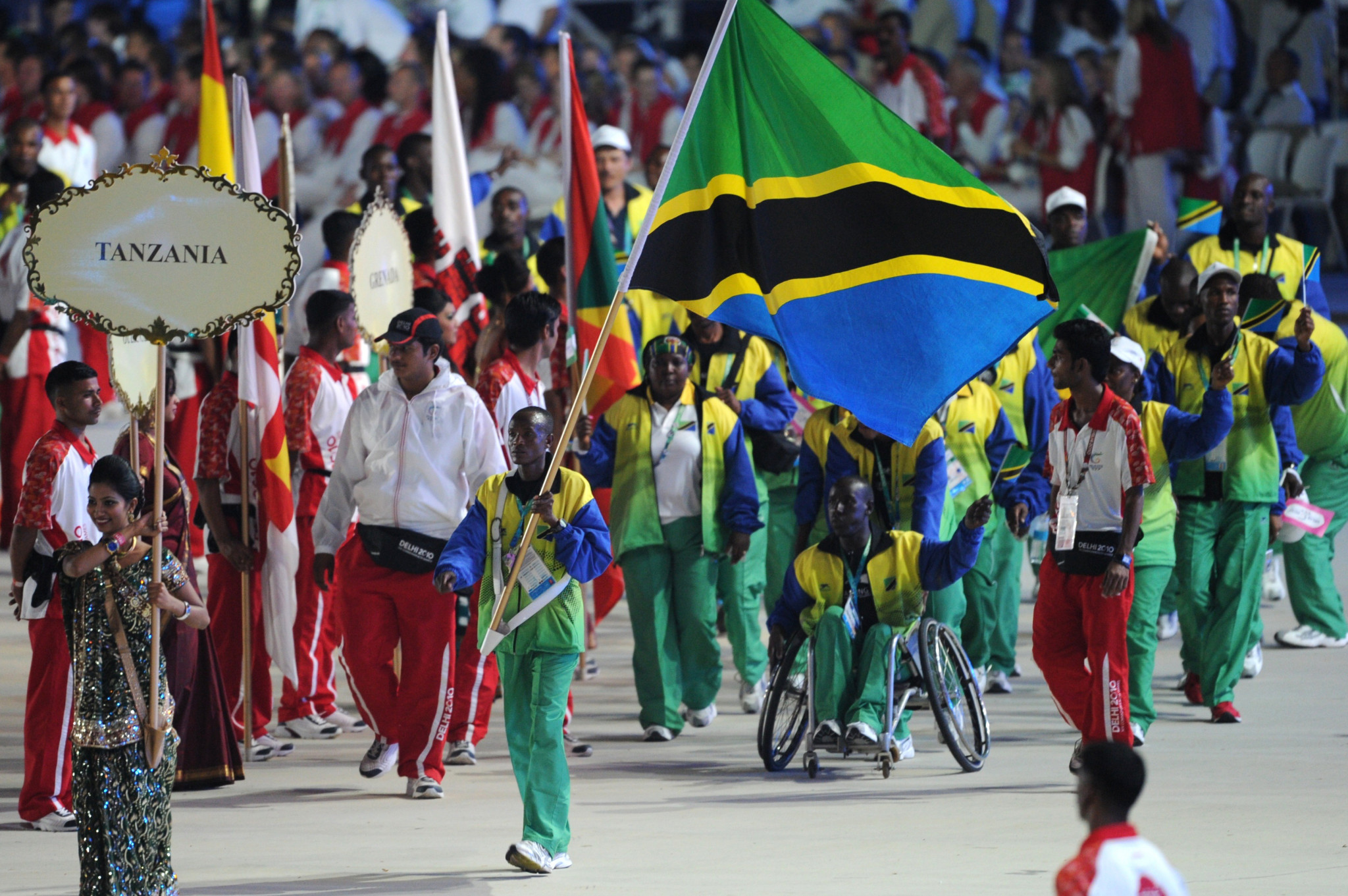 Tanzania is yet to win a medal at the Paralympics ©Getty Images