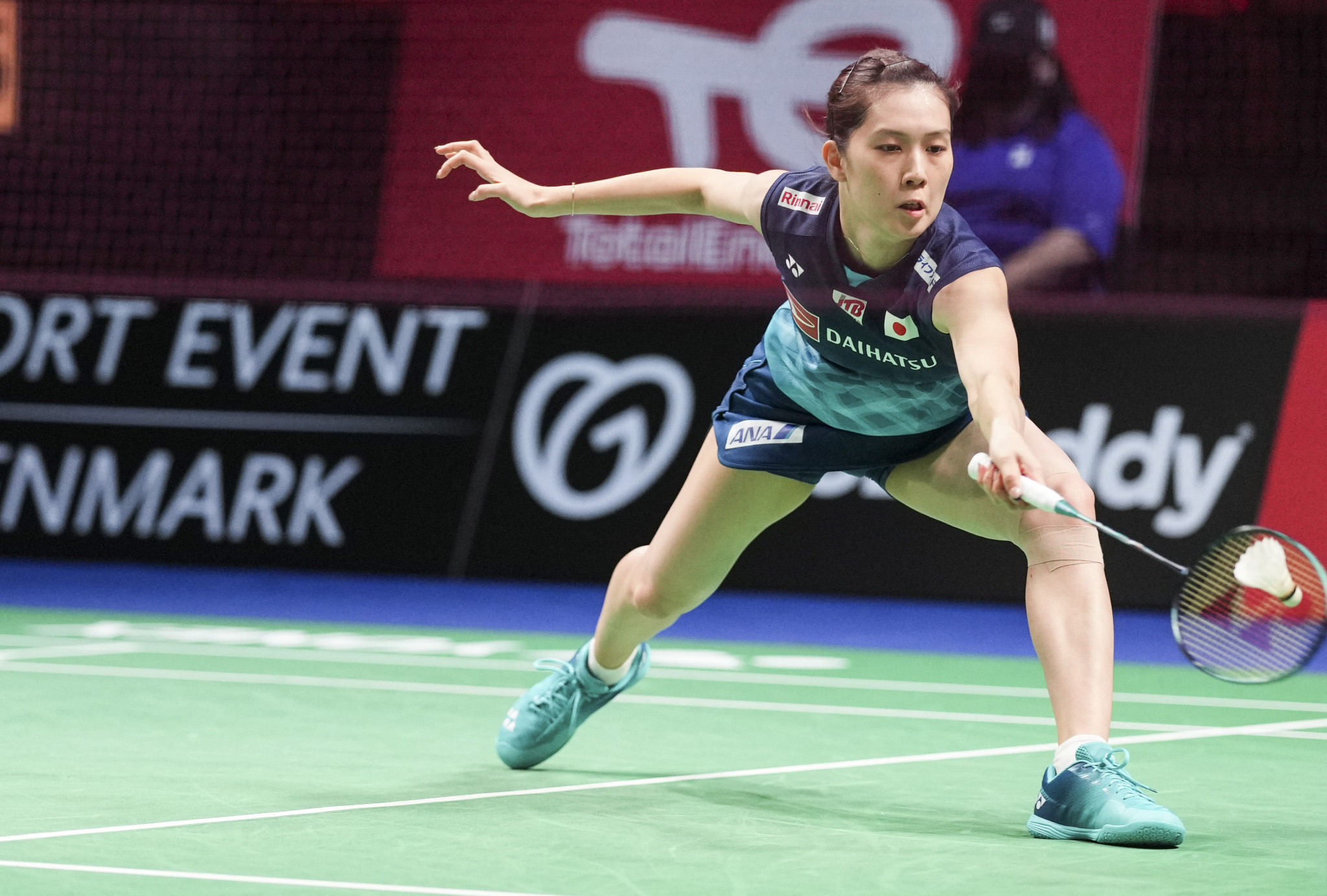 Japan and China ease to 5-0 wins on opening day at badminton's Uber Cup