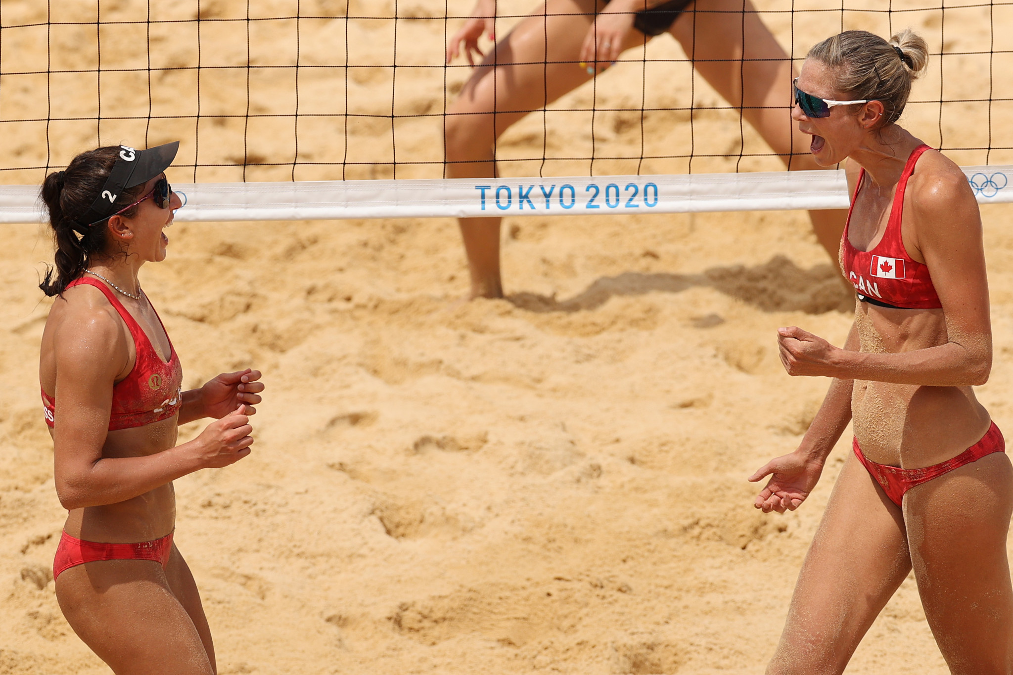 World champions topple Olympic champions at FIVB Beach Volleyball World Tour Finals