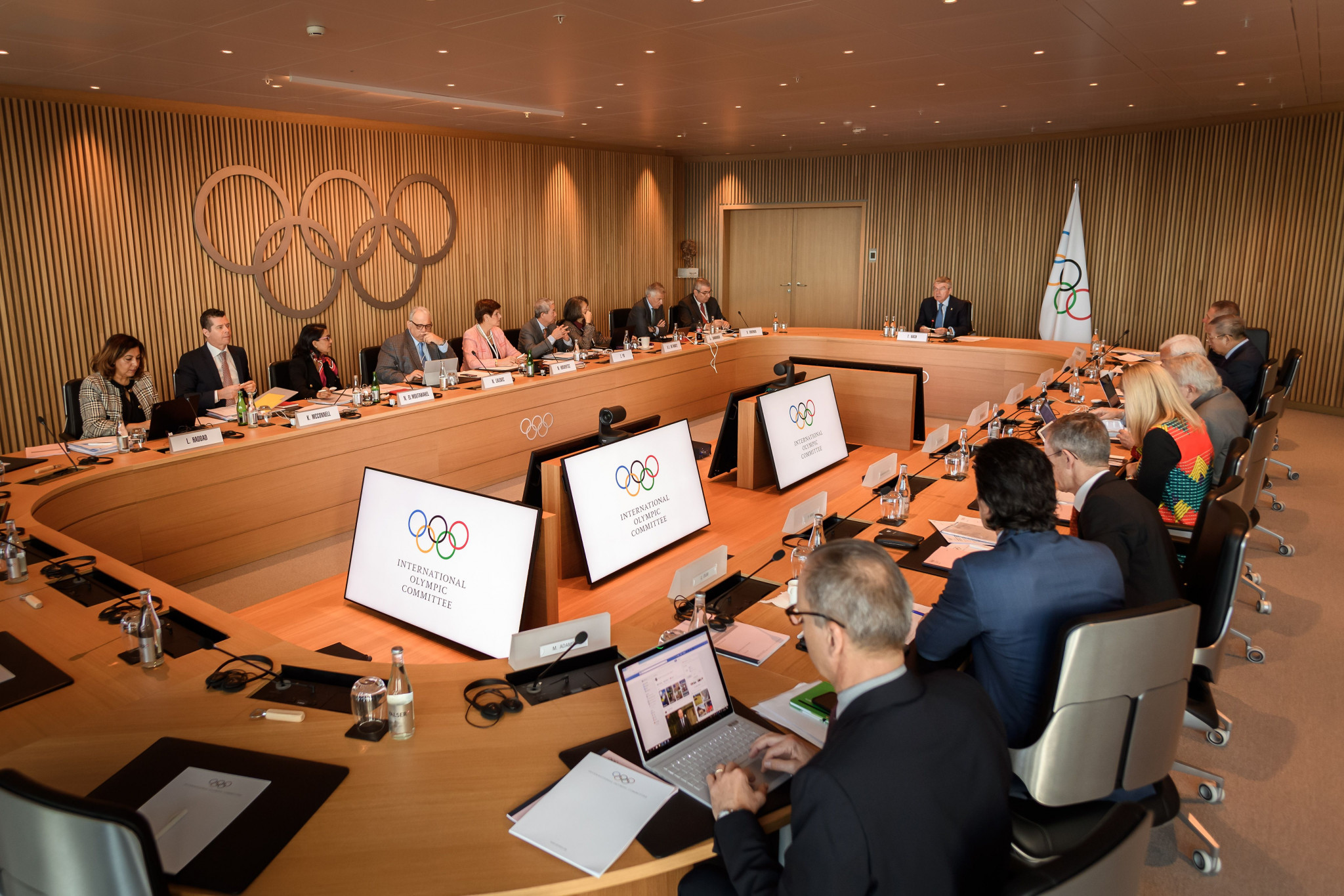 The IOC Executive Board is next scheduled to meet on Saturday (October 16) ©Getty Images