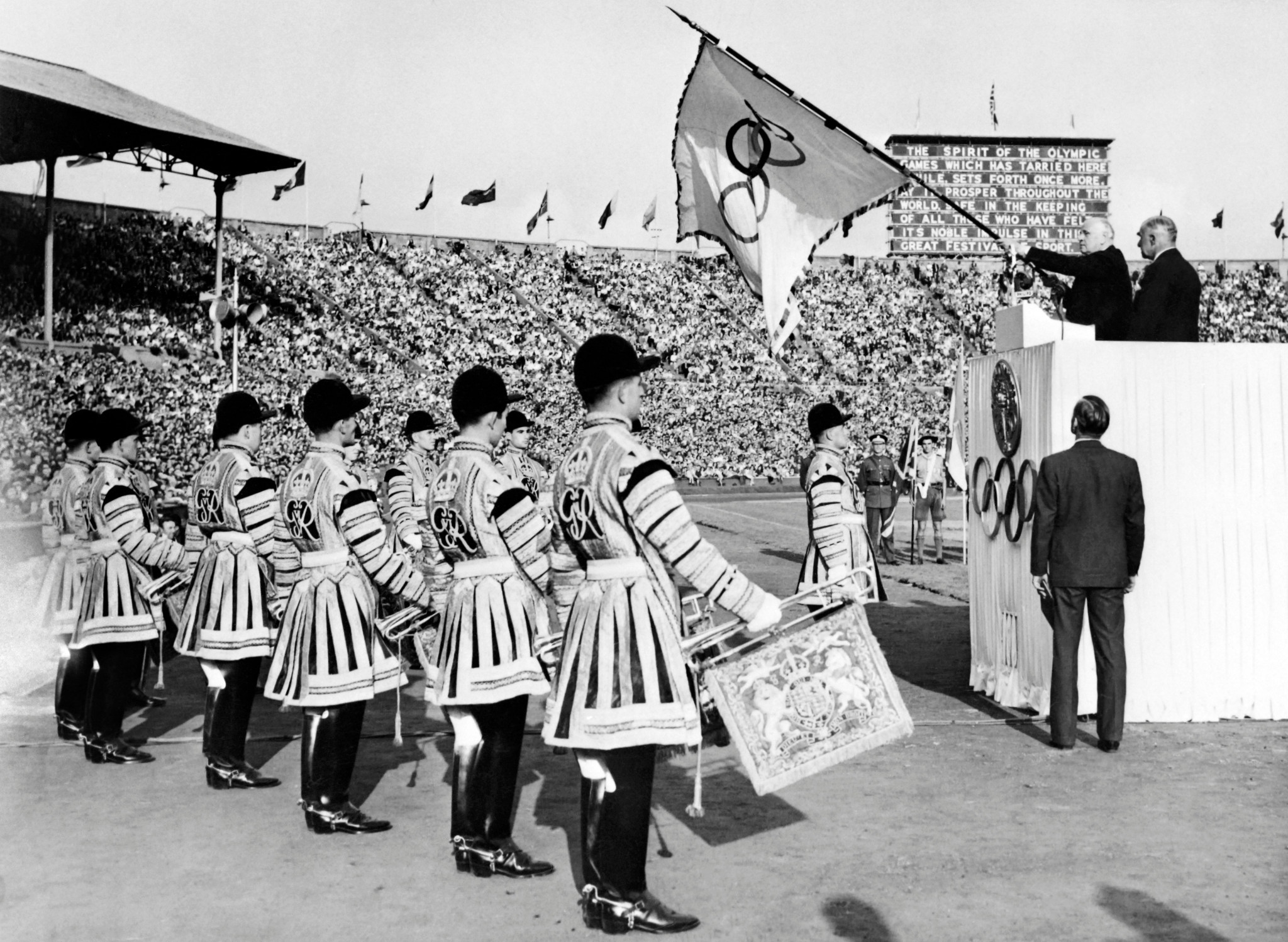 London was the Executive Board's choice to hold the 1948 Olympics ©Getty Images
