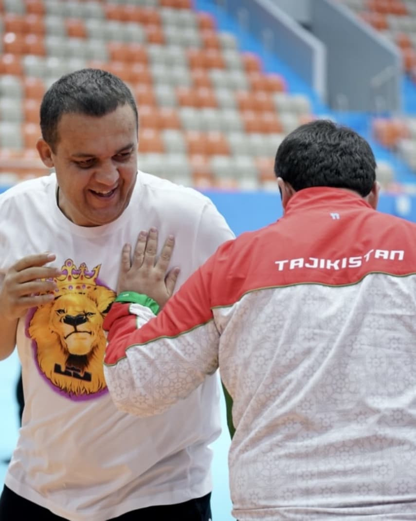 Kremlev promises to create right conditions for Tajikistan boxers to flourish