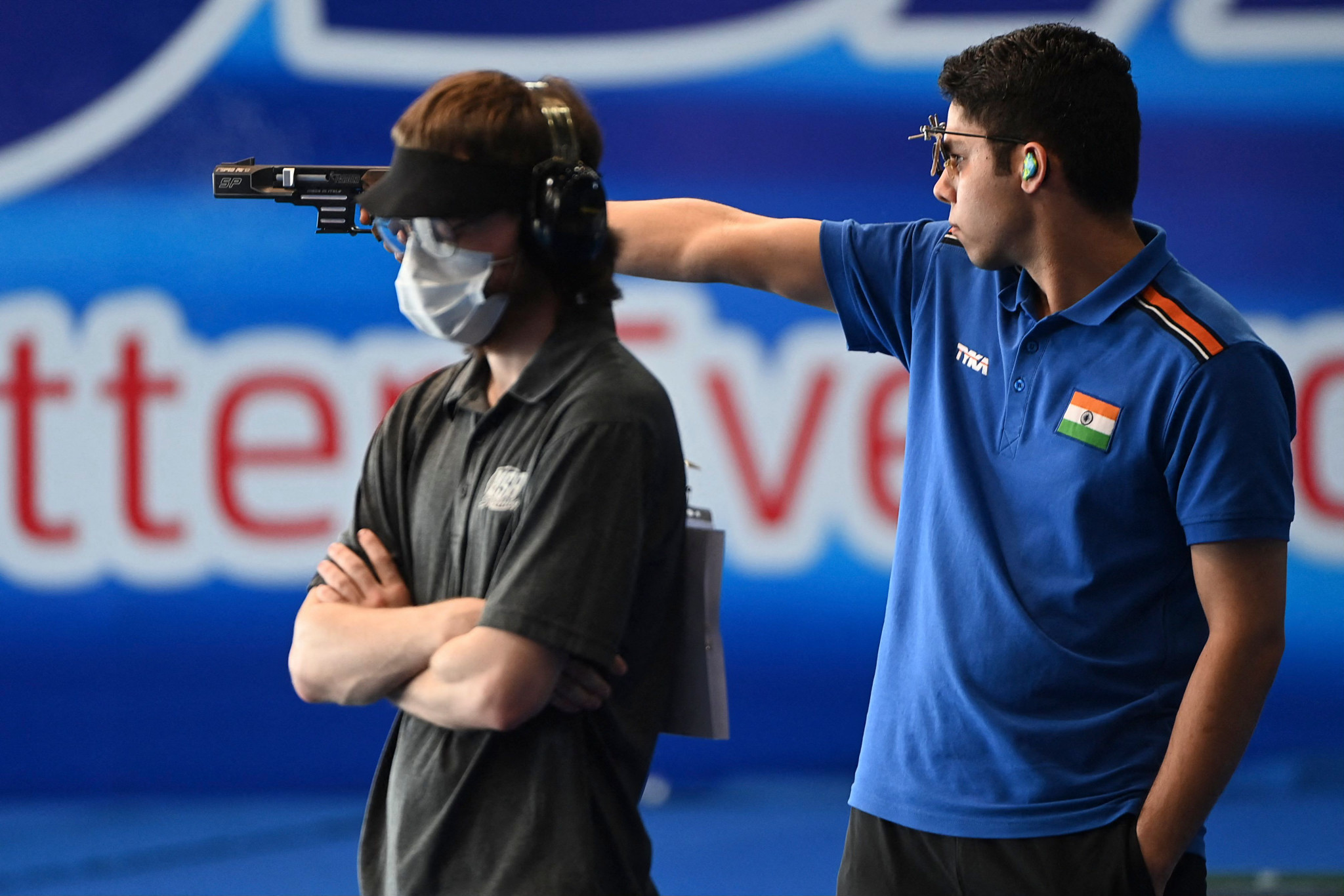 India top medals table at ISSF Junior World Championships with 16 golds