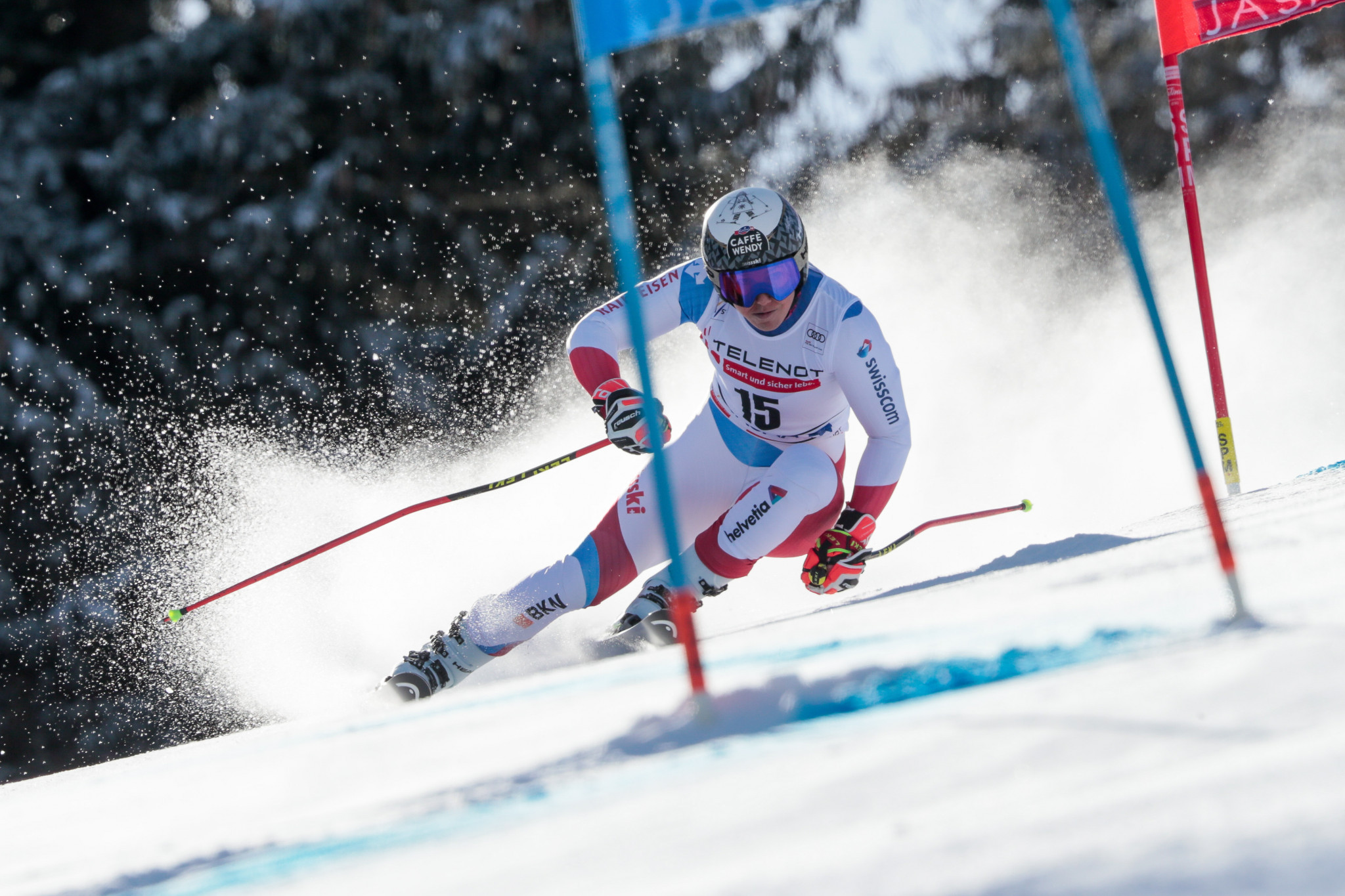 Hand injuries rule Holdener out of season-opening Alpine Ski World Cup