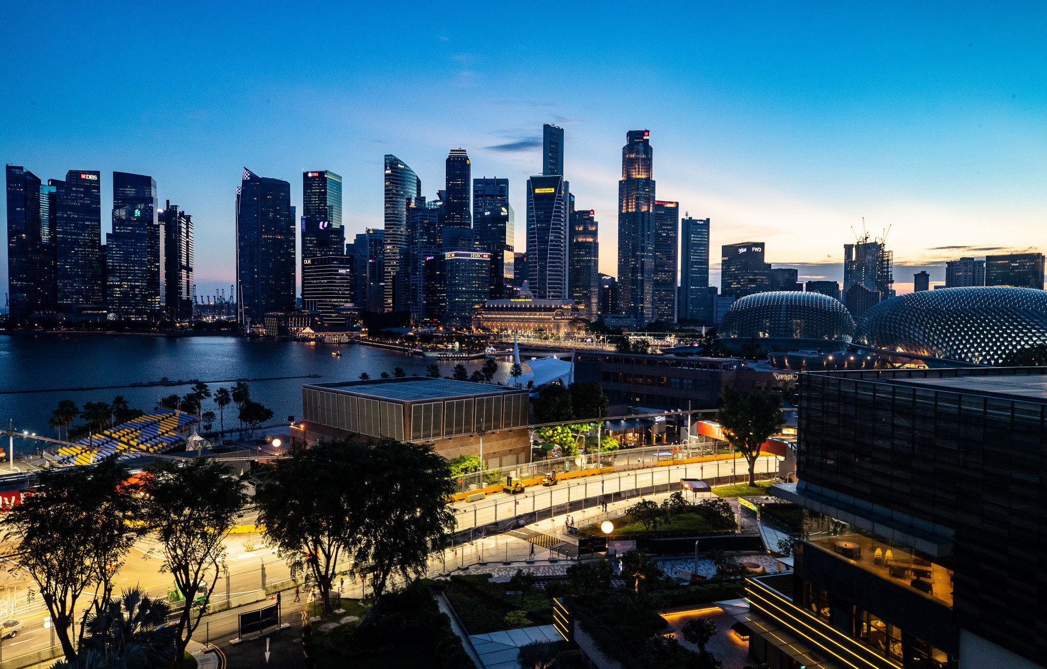 Singapore is to host the inaugural Global Esports Games in 2021 ©Getty Images