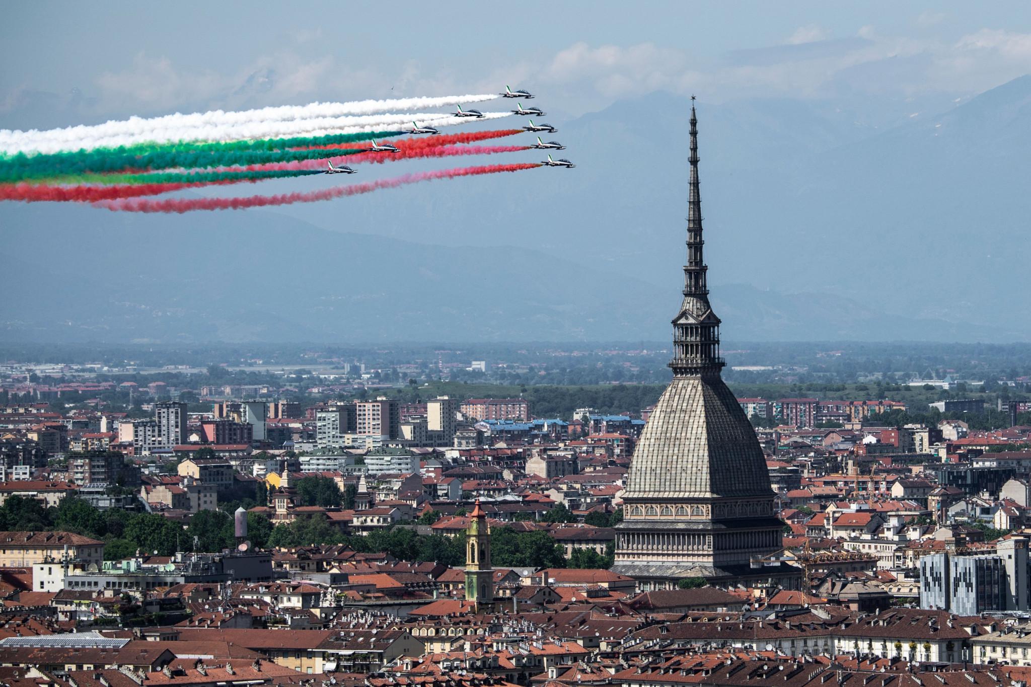 Winter Olympics rival host city Turin beats Milan to Eurovision 2022 rights
