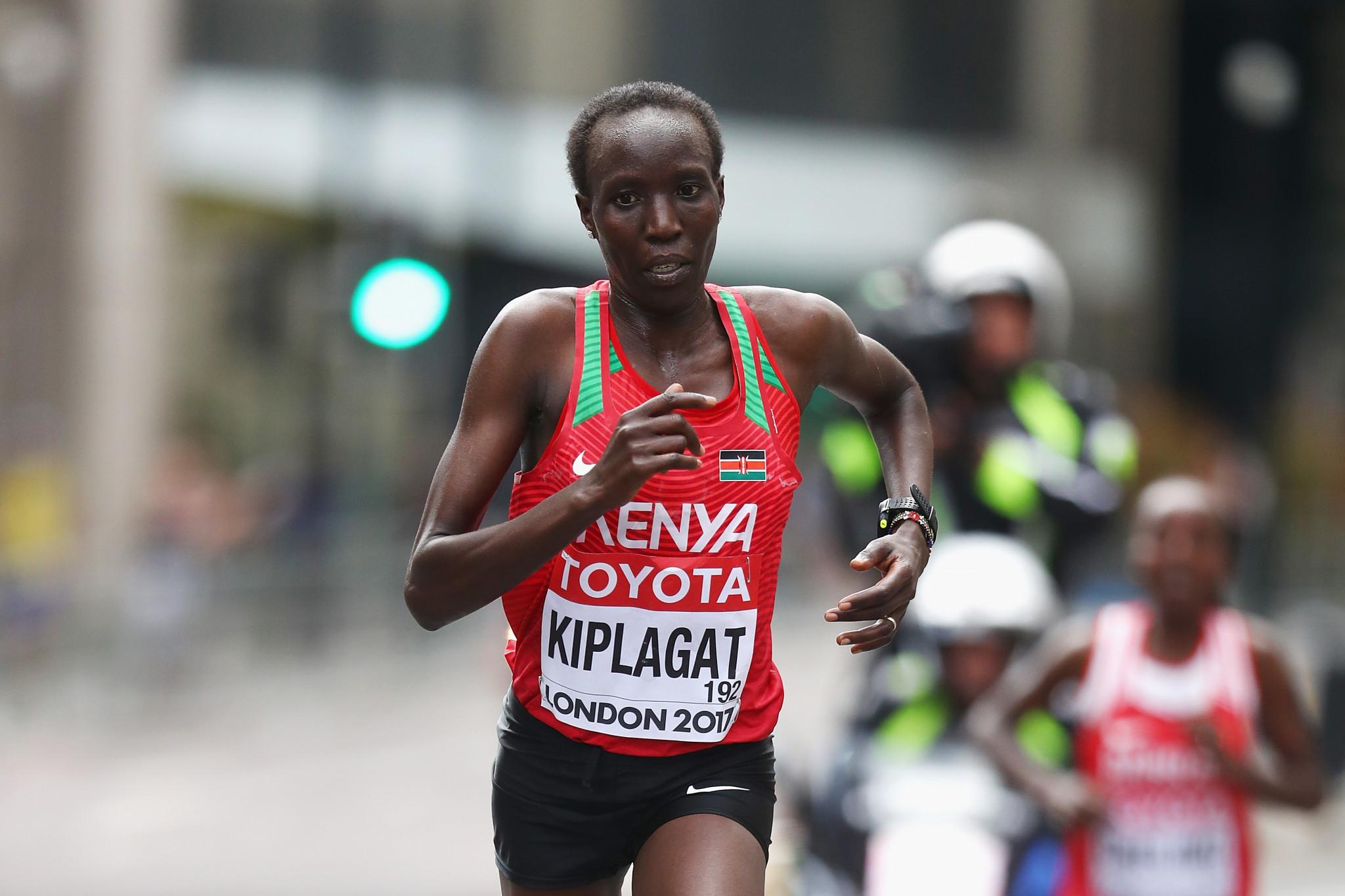 Men's and women's fields wide open at Boston Marathon as veteran Kiplagat returns